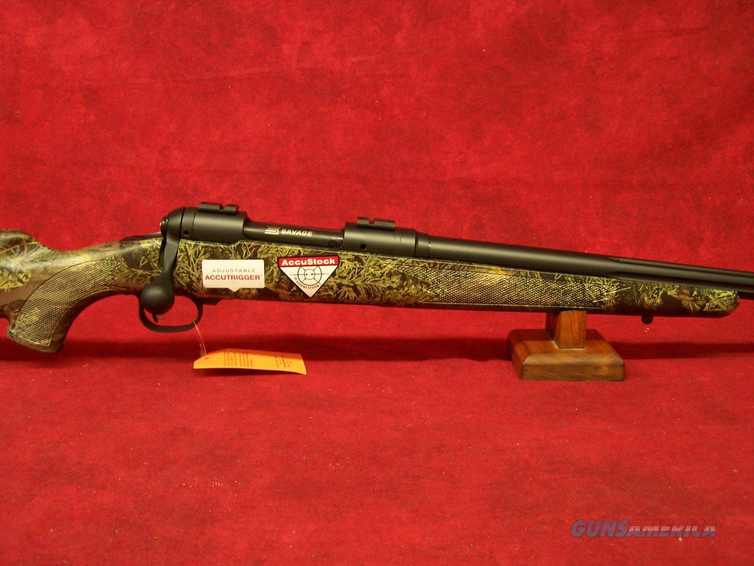 "SAVAGE 10 PREDATOR HUNTER DBM 22-250 24"" RTMAX1 ACCUTRIGGER (18888)  Guns > Rifles > Savage Rifles > 10/110"