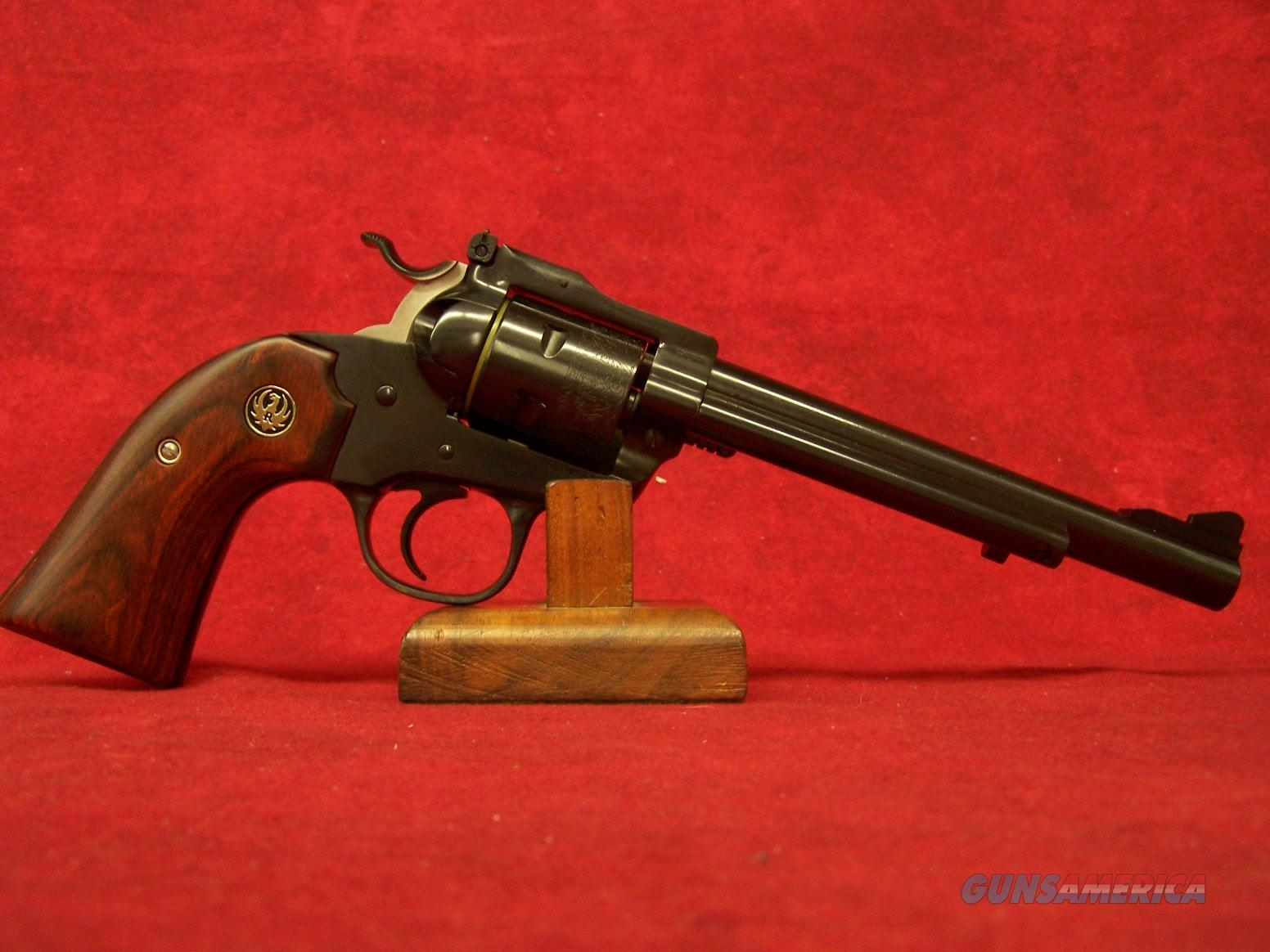 """Ruger Single Six Bisley NM .32 H&R Mag 6.5"""" (06538)  Guns > Pistols > Ruger Single Action Revolvers > Single Six Type"""