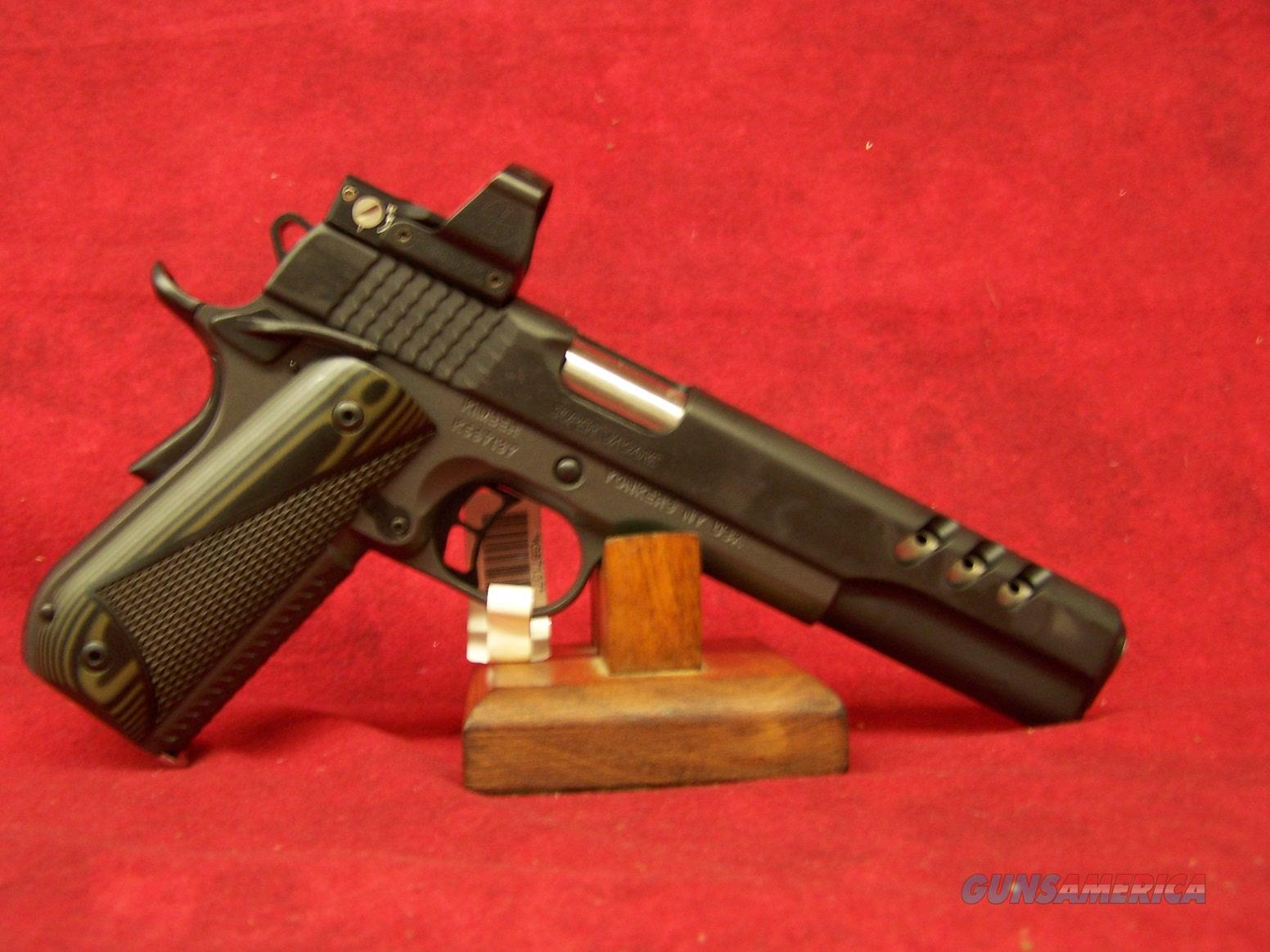 "Kimber Super Jagare 10MM 6"" Barrel (30278)  Guns > Pistols > Kimber of America Pistols > 1911"