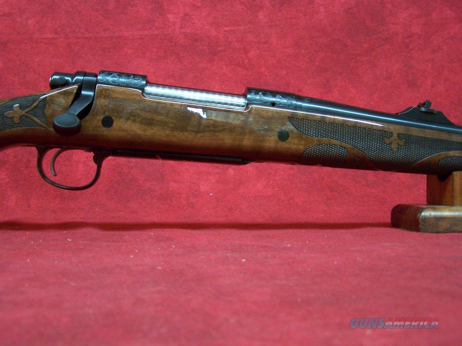 "Remington 700 Limited Edition 200th Anniversary Engraved 7mm Remington Magnum 24"" Barrel Rifle Sights Walnut Stock (84042)  Guns > Rifles > Remington Rifles - Modern > Model 700 > Sporting"