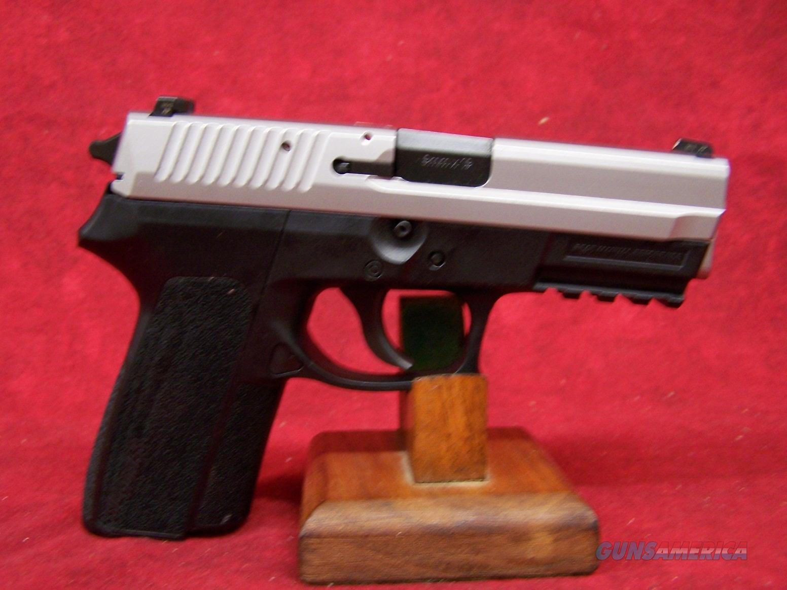 "Sig Sauer SP2022-9-TSS 9mm 3.9"" Barrel (E2022-9... for sale"