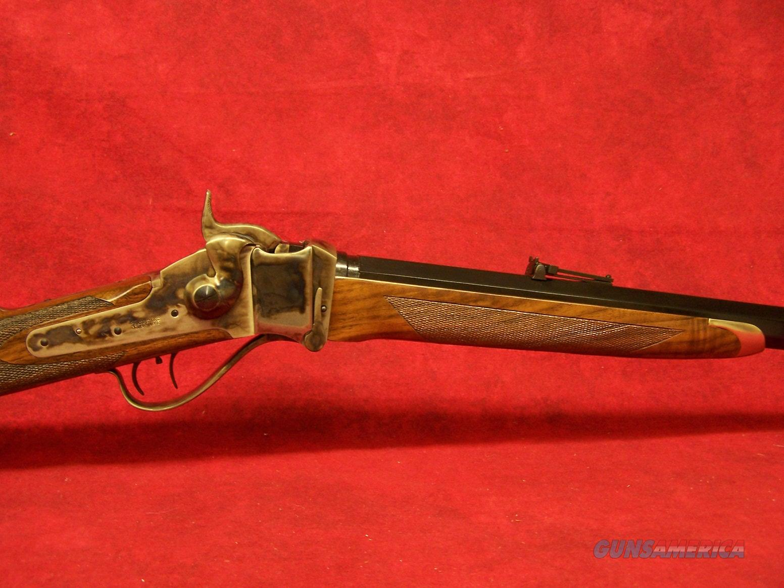 "Uberti 1874 Sharps ""Down Under"" 45-70 34"" Oct. Barrel (71003)  Guns > Rifles > Uberti Rifles > Single Shot"