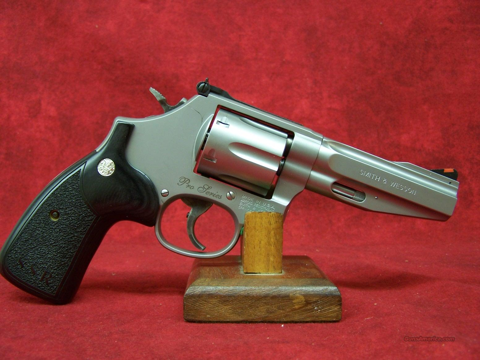 Smith & Wesson 686 SSR .357 Mag(178012)  Guns > Pistols > Smith & Wesson Revolvers > Full Frame Revolver