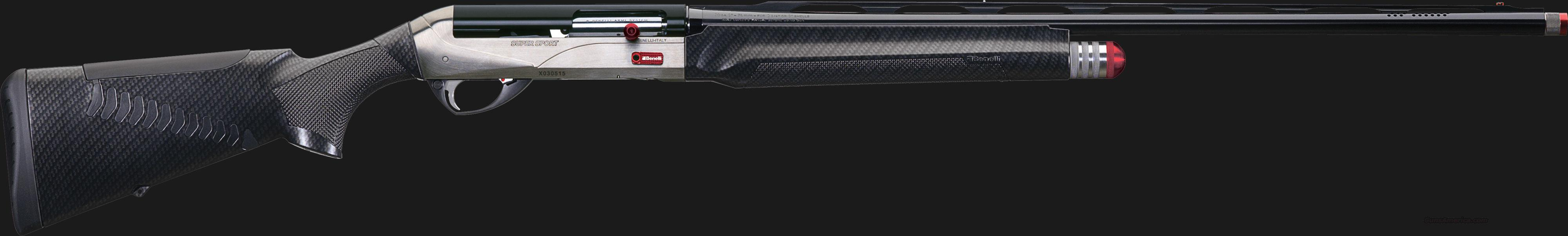 "Benelli Performance Shop SuperSport 12ga 30"" (10634)  Guns > Shotguns > Benelli Shotguns > Trap/Skeet"