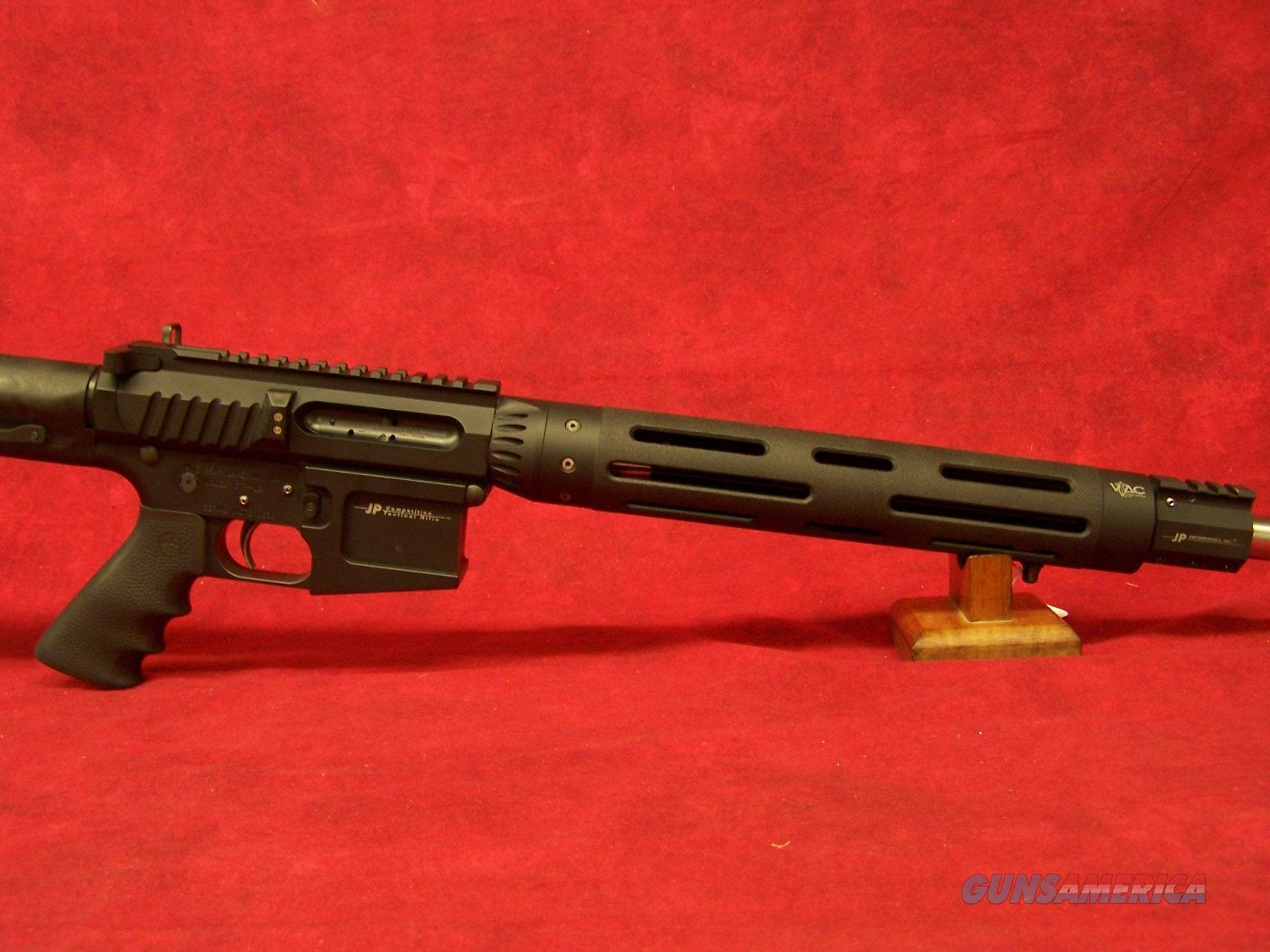 "J.P Enterprises CTR .204 22"" Barrel Magpul PRS Stock 1:12 twist VTAC Forearm (CTR-02)  Guns > Rifles > AR-15 Rifles - Small Manufacturers > Complete Rifle"