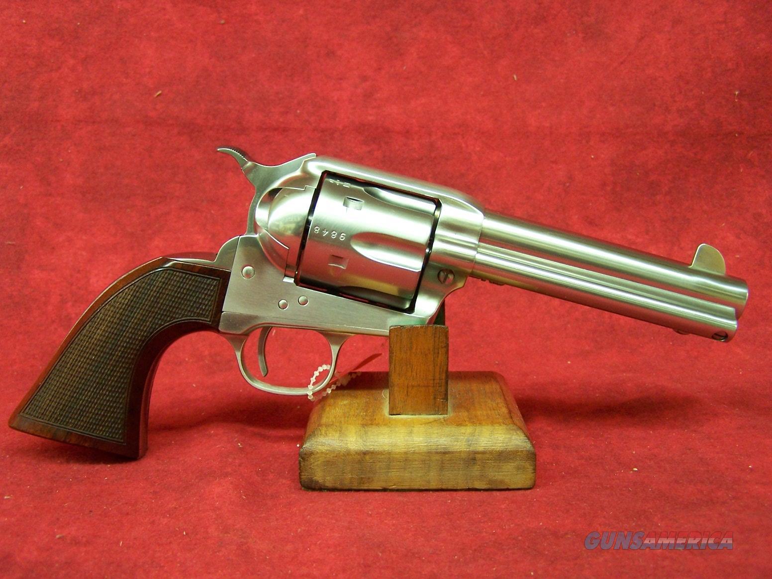 Uberti 1873 Cattleman El Patrón Competition Revolver SS (345182)  Guns > Pistols > Uberti Pistols > Ctg.