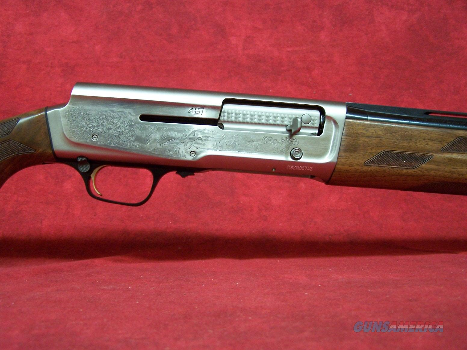 "Browning A5 Ultimate 12ga 3"" Chamber 28"" Barrel (0118203004)  Guns > Shotguns > Browning Shotguns > Autoloaders > Hunting"