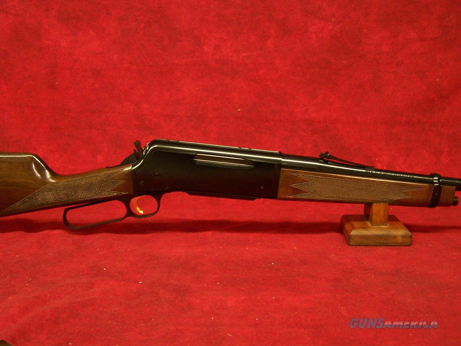 "Browning BLR Lightweight `81 30-06 22"" Barrel (034006126)  Guns > Rifles > Browning Rifles > Lever Action"