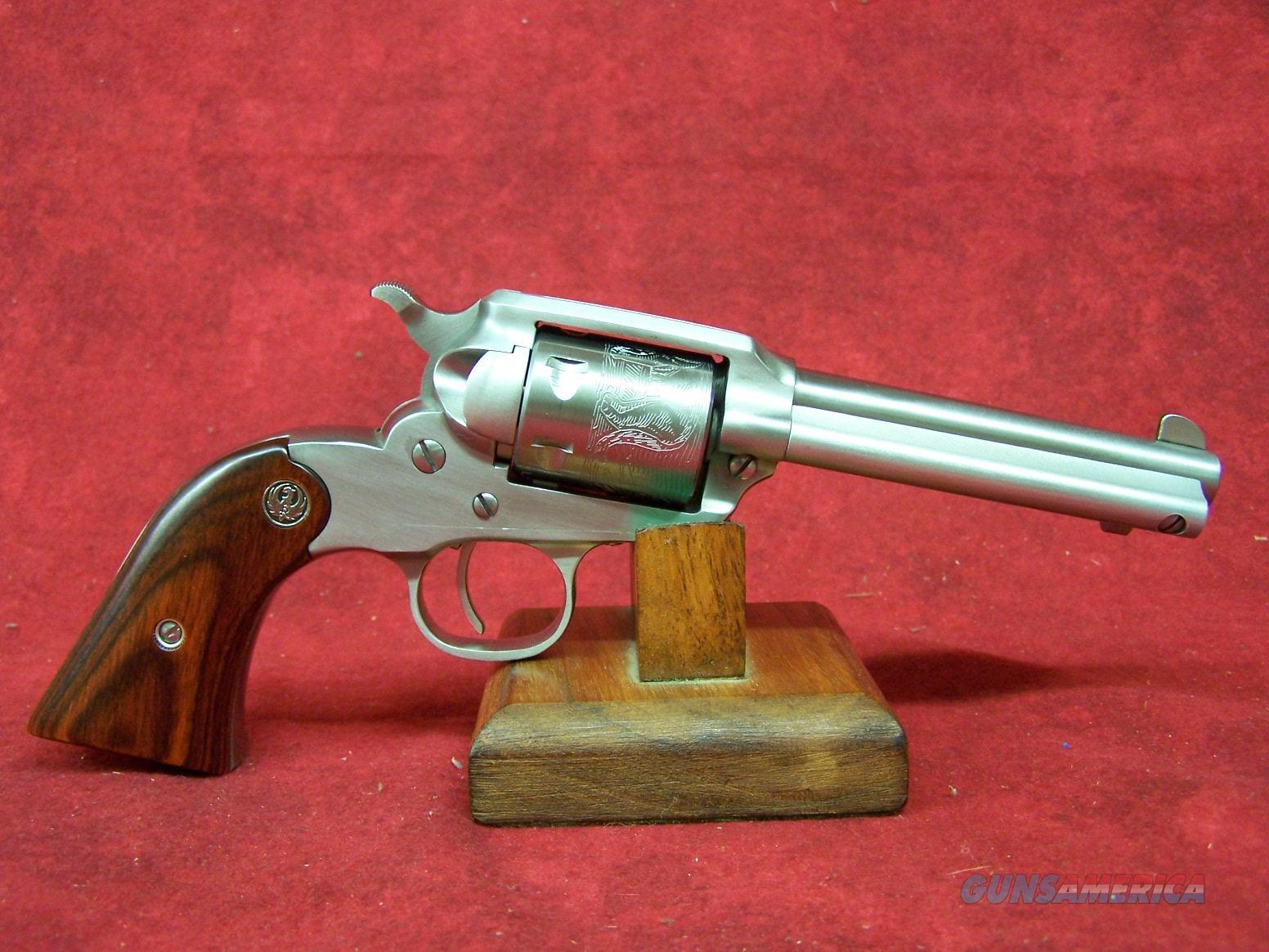 "Ruger Bearcat 22LR 4.2"" Barrel Wood Grips  Guns > Pistols > Ruger Single Action Revolvers > Bearcat"