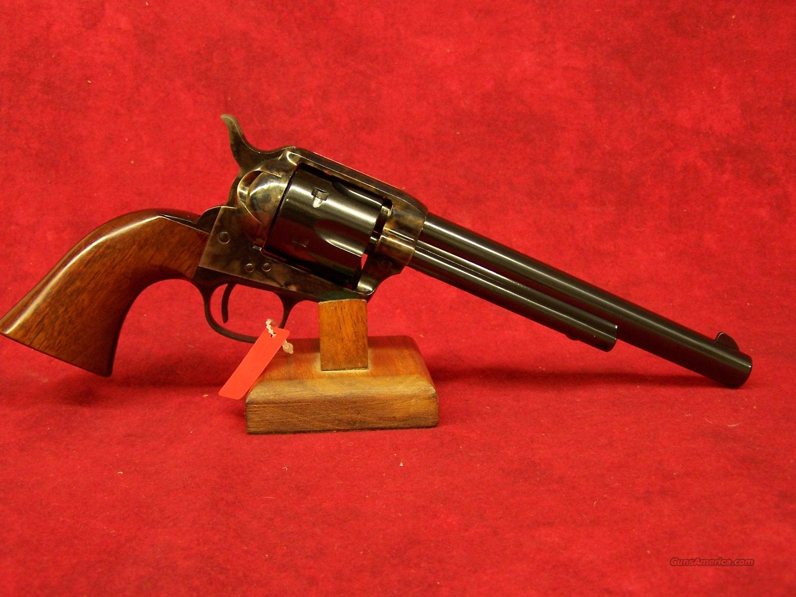 "Uberti 1873 Cattleman NM Steel 6 Shot 7 1/2"" .22LR (356085)  Guns > Pistols > Uberti Pistols > Ctg."