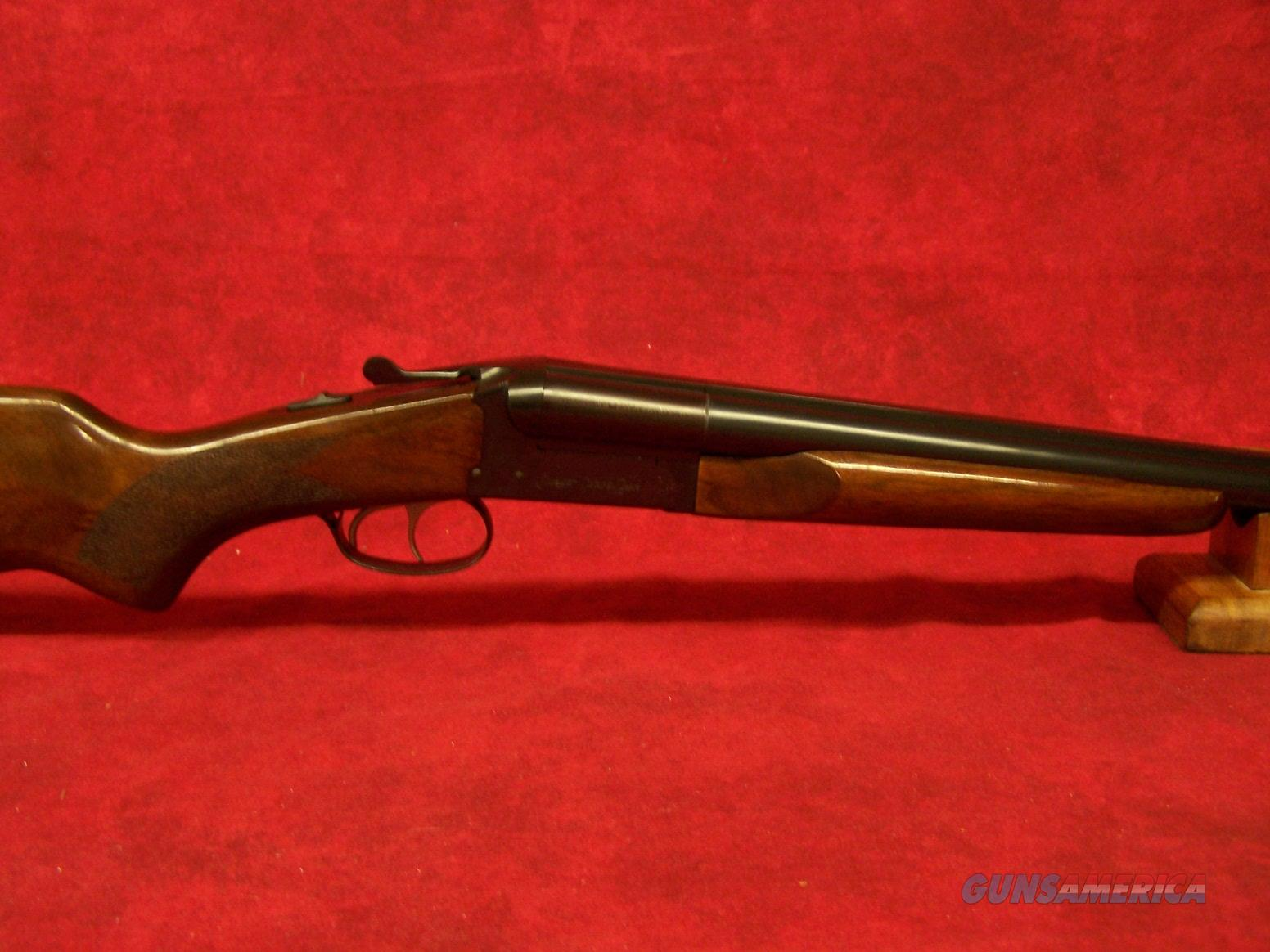 "Stoeger Coach Gun Supreme 20Ga 3"" SxS AA-Grade Gloss Walnut Blue 20"" Barrel (31487)  Guns > Shotguns > Stoeger Shotguns"