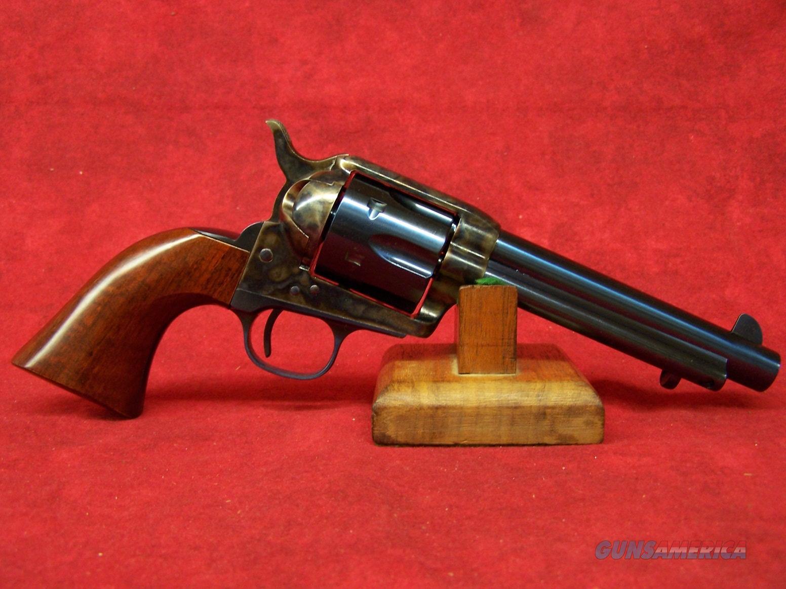 "Uberti 1873 Cattleman II OM Charcoal Blue .45 Colt 5 1/2"" (345133)  Guns > Pistols > Uberti Pistols > Ctg."