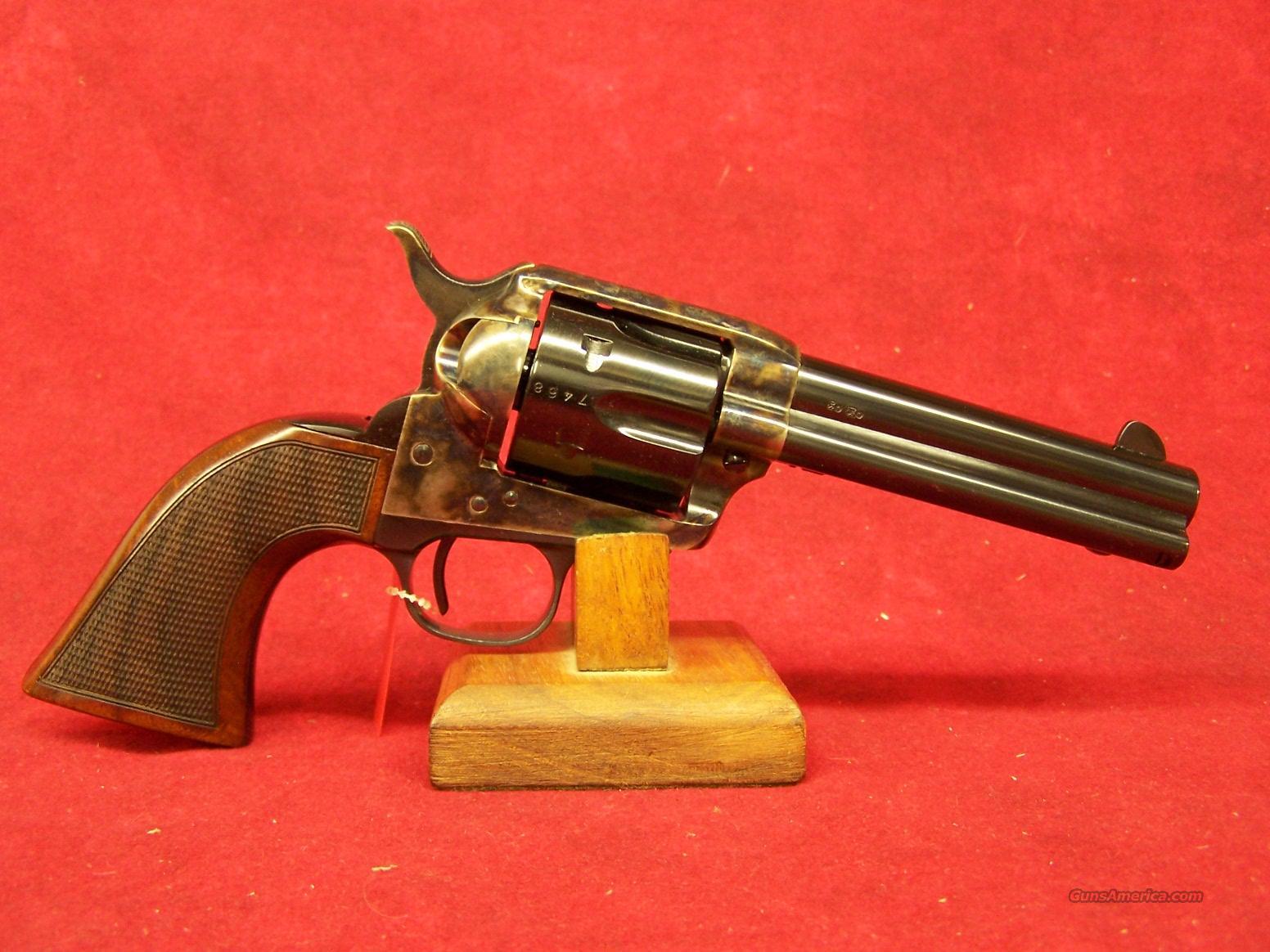 "Uberti 1873 Cattleman El Patron .4 3/4"" Blue .357 Mag (345173)  Guns > Pistols > Uberti Pistols > Ctg."