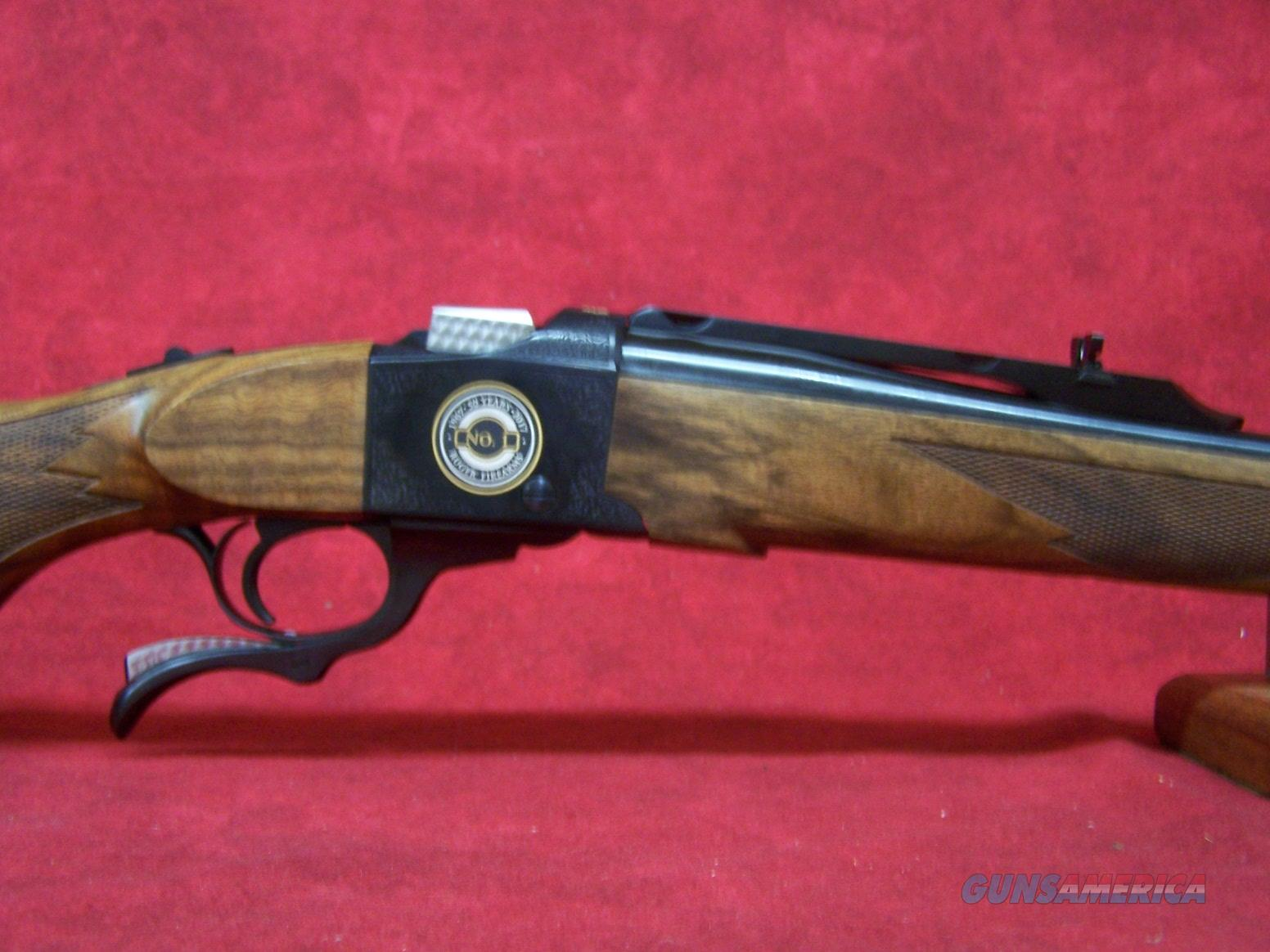 """Ruger No.1-A 50th 1 of 50 Single-Shot Rifle .308 WIN 22"""" Barrel (21315)  Guns > Rifles > Ruger Rifles > #1 Type"""
