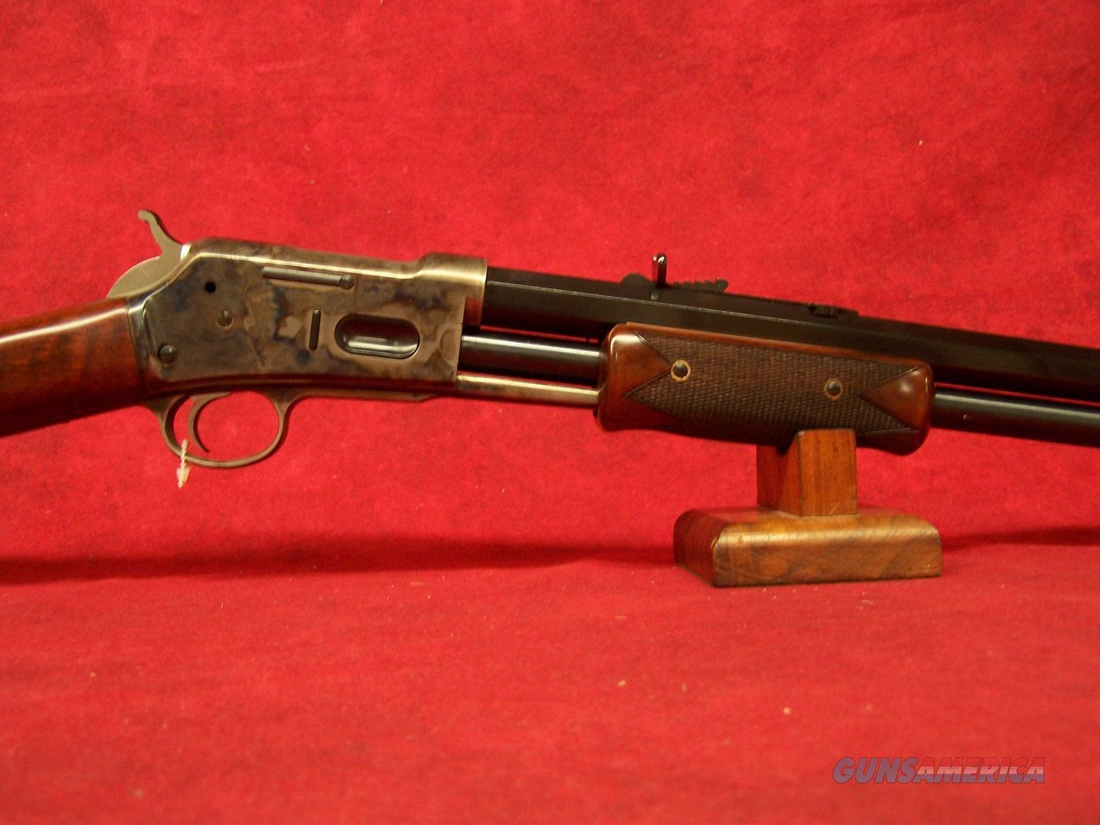 "Uberti Lightining Short Rifle .45 Colt 20"" Barrel Color Case Finish (356026)  Guns > Rifles > Uberti Rifles > Lever Action"