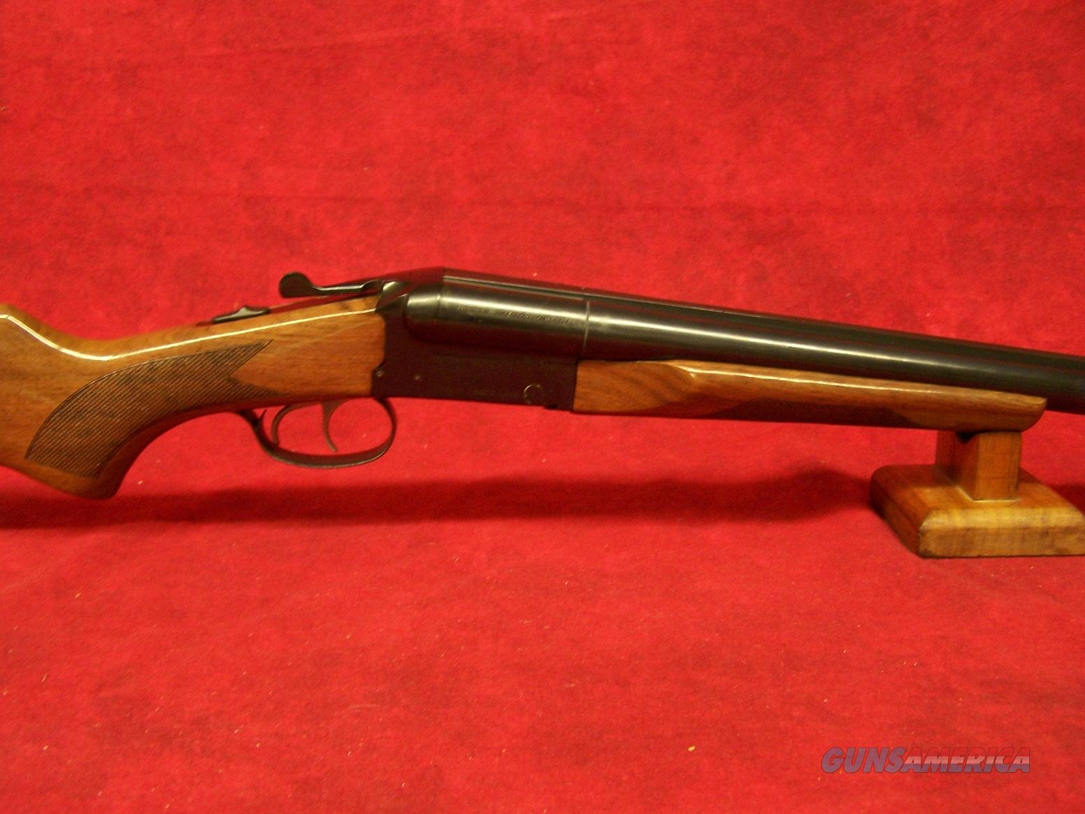 "Stoeger Coach Gun Supreme 12Ga 3"" SxS AA-Grade Gloss Walnut Blue 20"" Barrel (31481)  Guns > Shotguns > Stoeger Shotguns"
