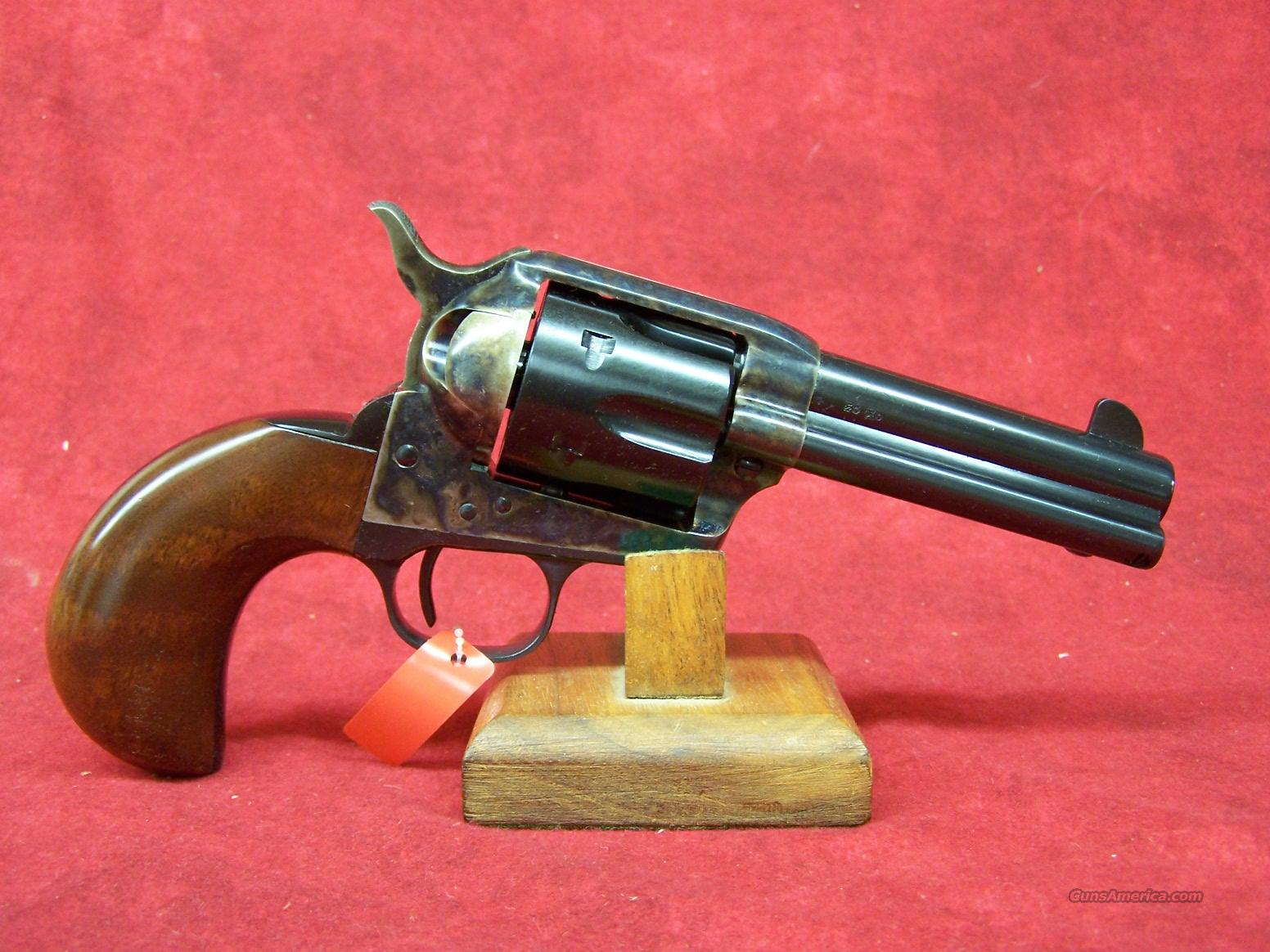 "Uberti 1873 Cattleman New Model Bird's Head Steel 4"" .45 Colt (344880)  Guns > Pistols > Uberti Pistols > Ctg."