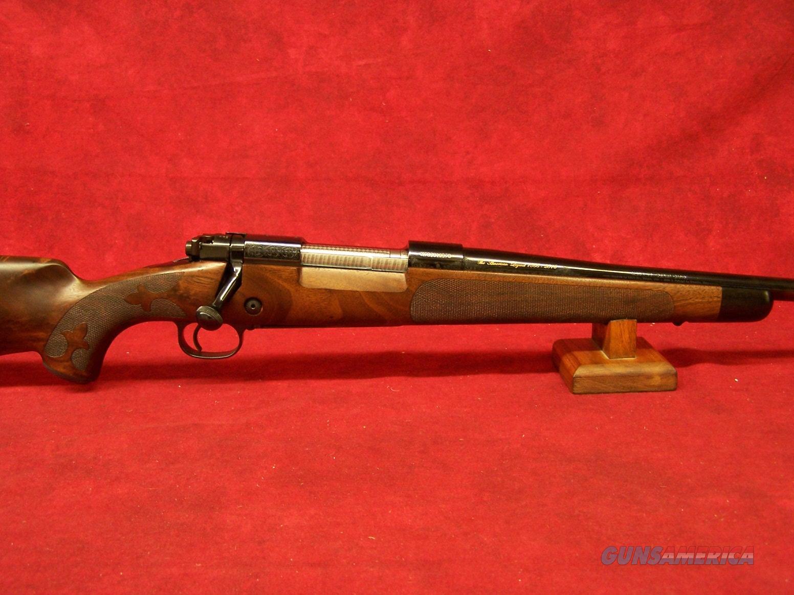 Winchester Model 70 150th Commemorative Rifle .270 Winchester 24 Inch High Polish Sporter Profile Barrel American Walnut Stock (535221226)  Guns > Rifles > Winchester Rifles - Modern Bolt/Auto/Single > Model 70 > Post-64