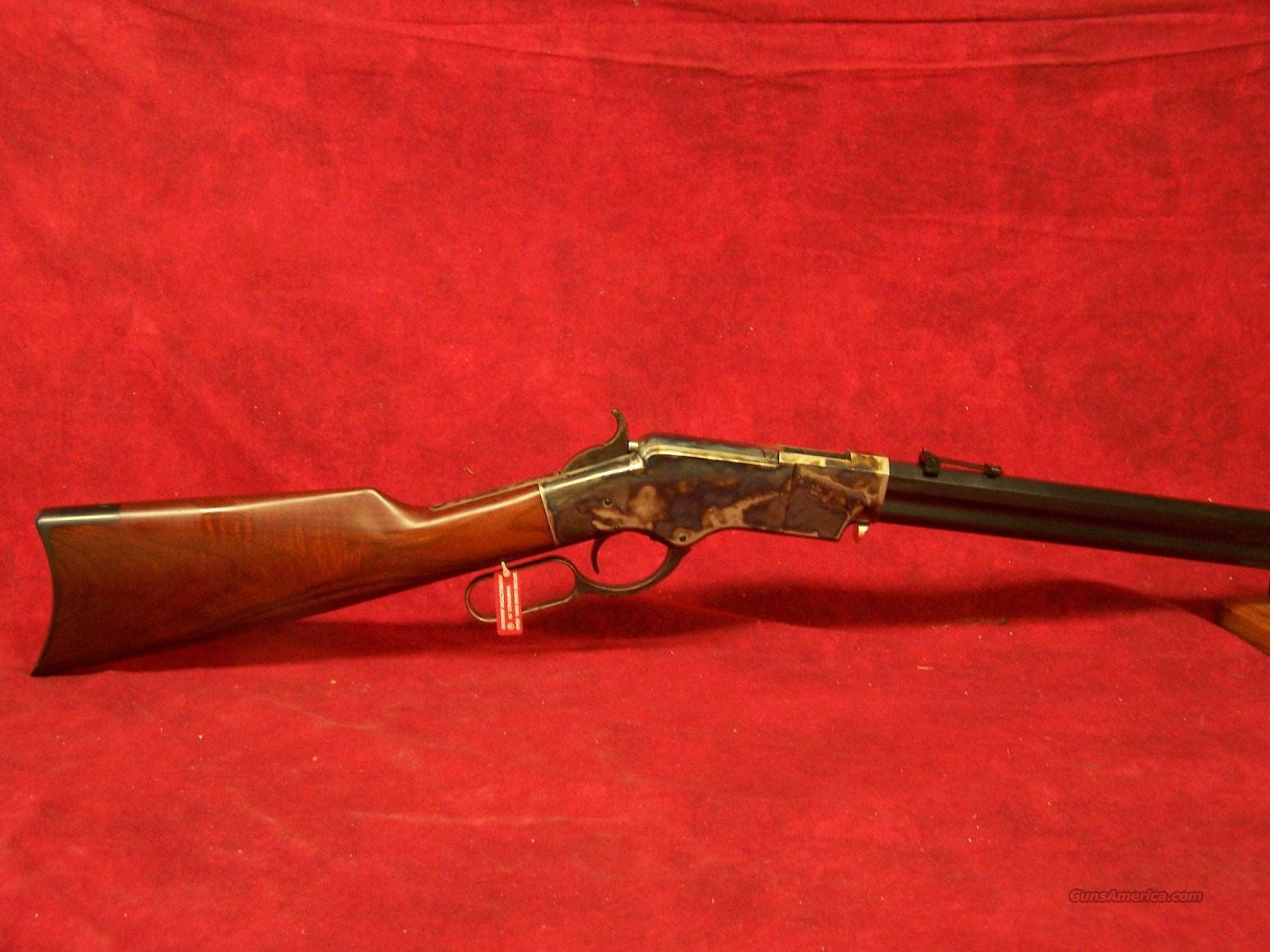 "Uberti 1860 Henry Steel .45 Colt 24 1/4"" (342360)  Guns > Rifles > Uberti Rifles > Lever Action"