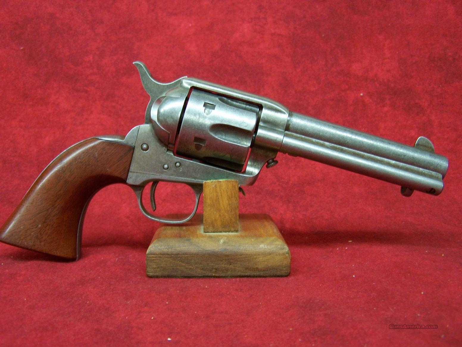 "Uberti 1873 Cattleman Old West Finish 4 3/4"" .357 Mag (355020)  Guns > Pistols > Uberti Pistols > Ctg."