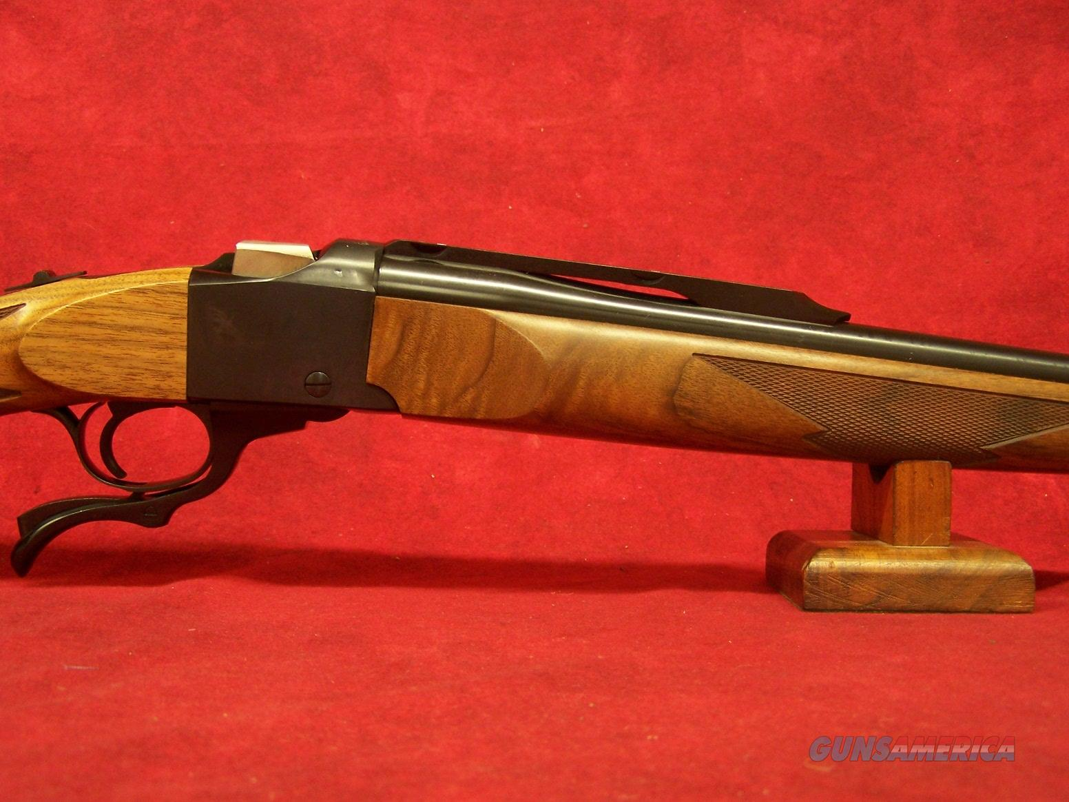 "RUGER NO. 1B SPORTER 6.5 CREEDMOOR  BLUE/WOOD 28"" LIPSEY'S EXCLUSIVE (11397)  Guns > Rifles > Ruger Rifles > #1 Type"
