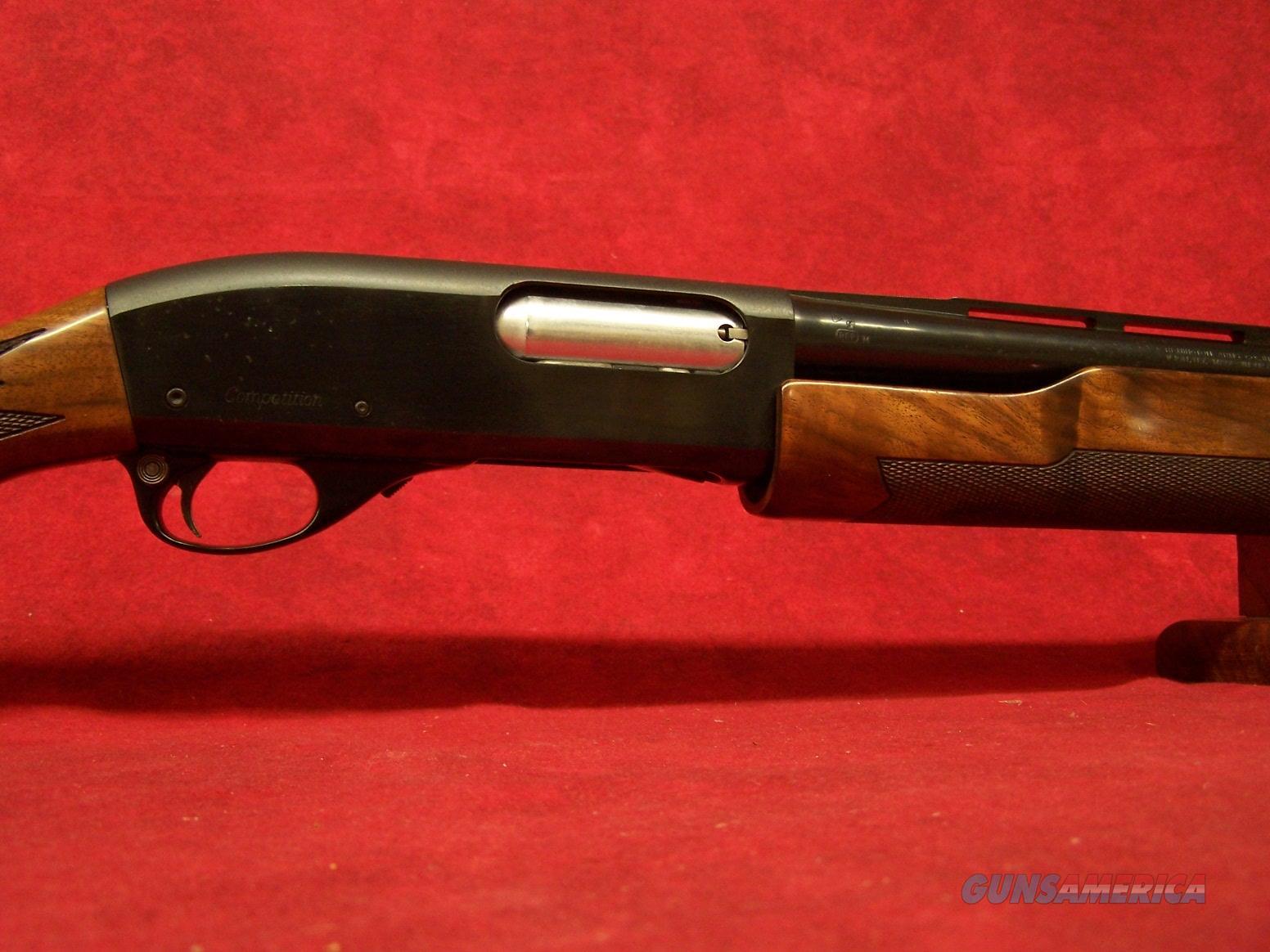 "Remington 870 Competition 12ga 30"" Full Barrel 2 3/4"" single shot  Guns > Shotguns > Remington Shotguns  > Pump > Hunting"