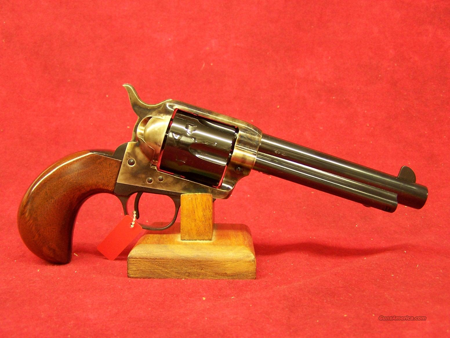 "Uberti 1873 Cattleman New Model Bird's Head Steel 5 1/2"" .45 Colt (344860)  Guns > Pistols > Uberti Pistols > Ctg."