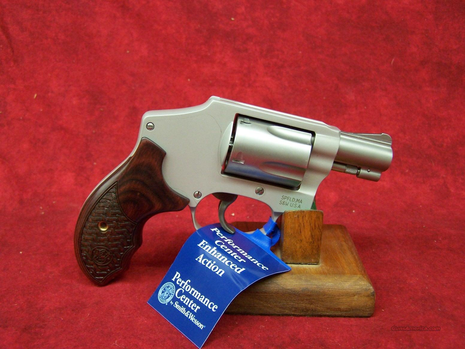 "Smith & Wesson 642 Performance Center 1 7/8"" .38 Special +P (170348)  Guns > Pistols > Smith & Wesson Revolvers > Performance Center"