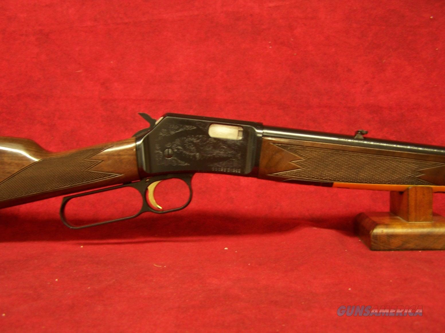 "Browning BL-22 Grade II .22LR 20"" Barrel (024101103)  Guns > Rifles > Browning Rifles > Lever Action"