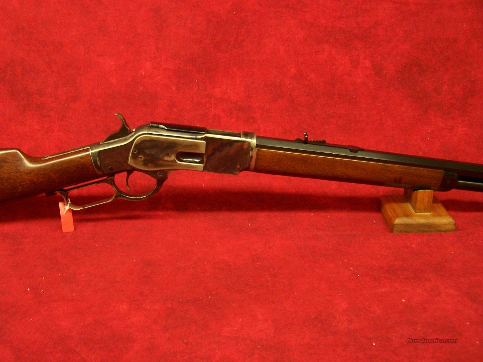 "Uberti 1873 Sporting Rifle Steel .357 Mag 24 1/4"" (342720)  Guns > Rifles > Uberti Rifles > Lever Action"