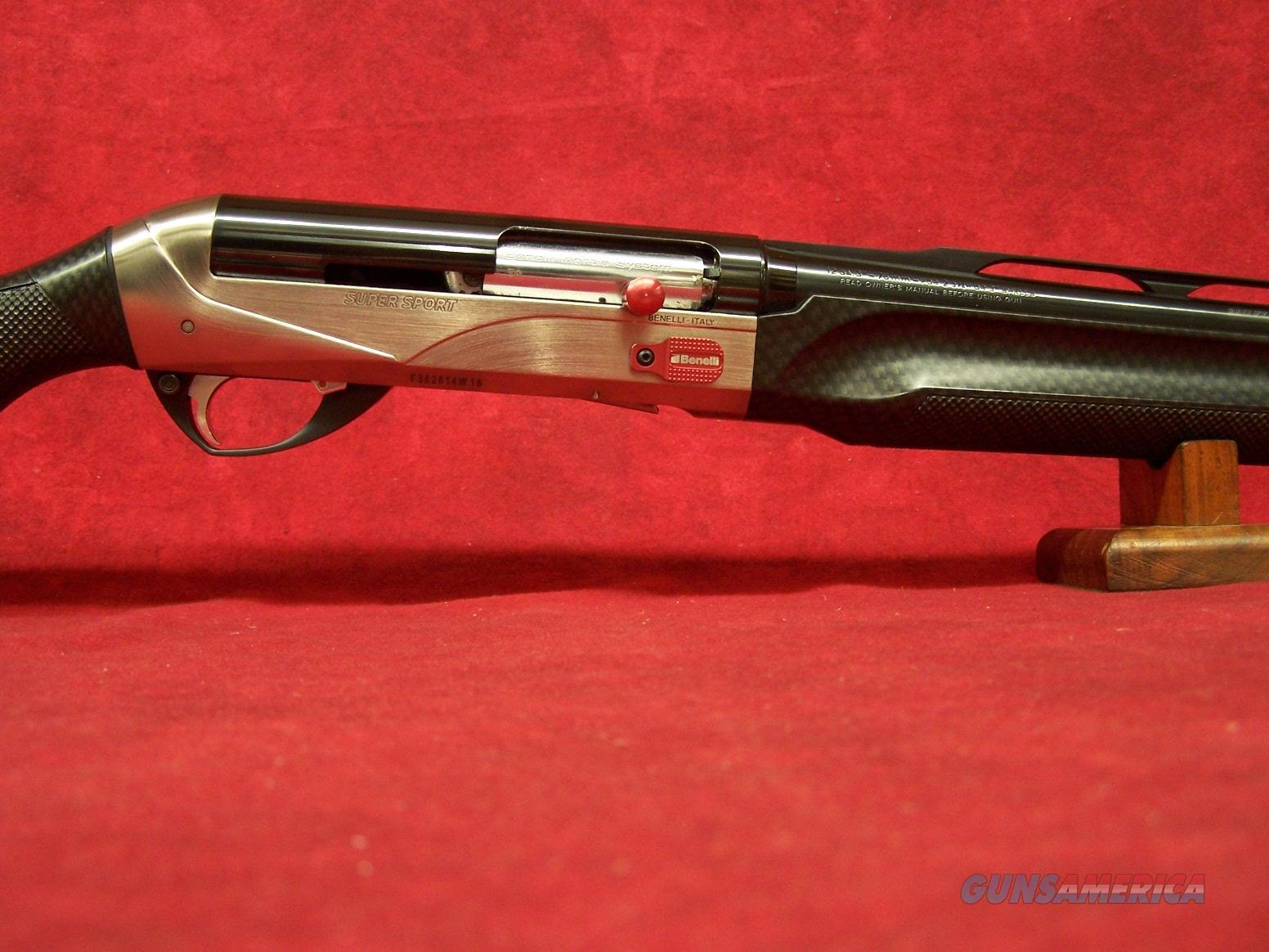 """Benelli Supersport Performance Shop 12ga 30"""" (10634)  Super Sport  Guns > Shotguns > Benelli Shotguns > Trap/Skeet"""