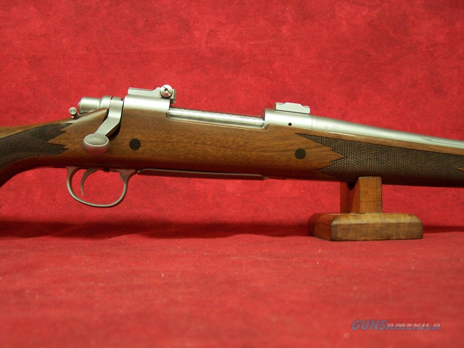 "Remington 700 CDL SF 30-06 24"" FLUTED SS WALNUT (84015)  Guns > Rifles > Remington Rifles - Modern > Model 700 > Sporting"