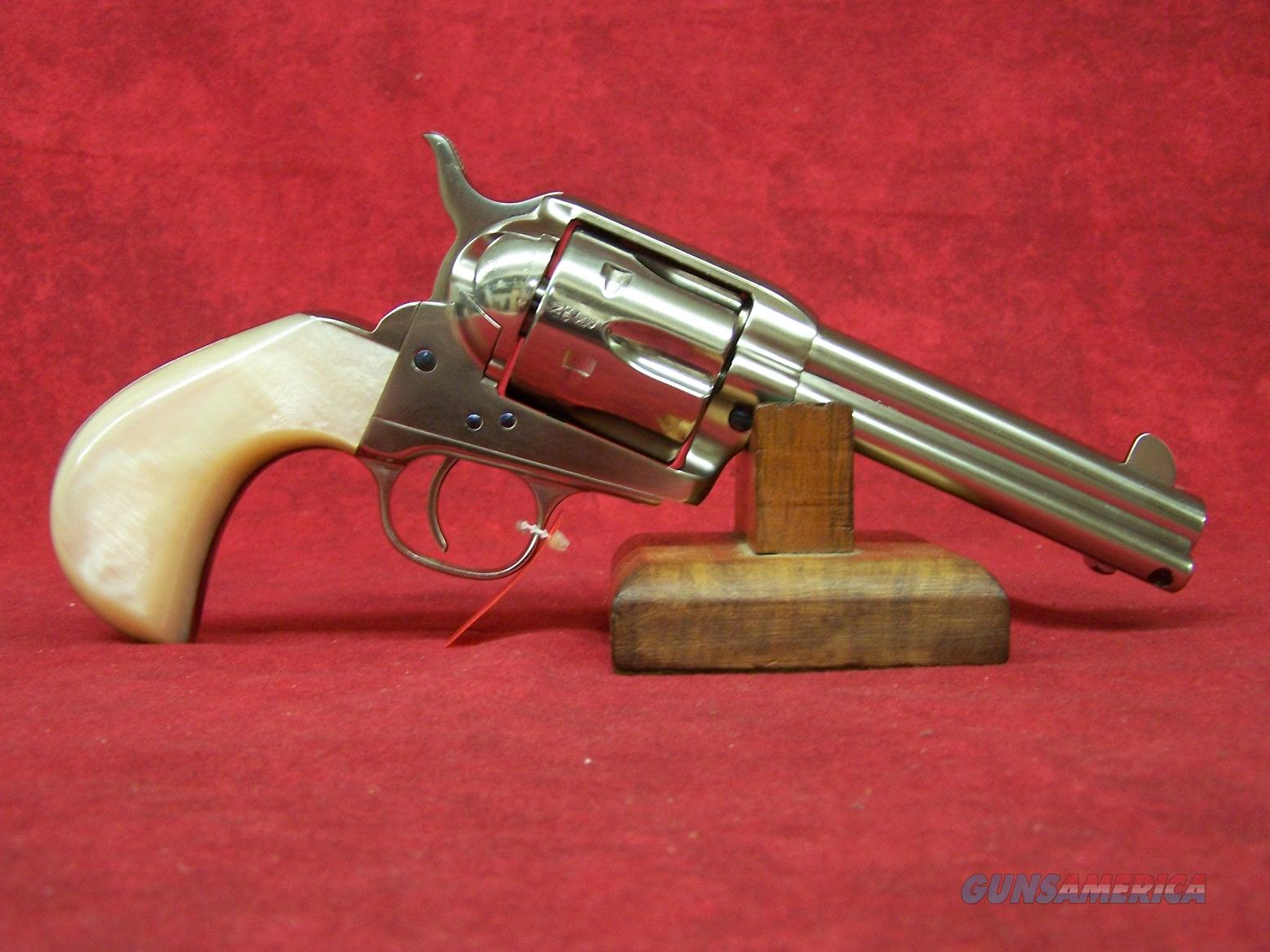 "Uberti 1873 Cattleman O&L Doc .45 Colt 4.75"" Barrel (356714)  Guns > Pistols > Uberti Pistols > Ctg."