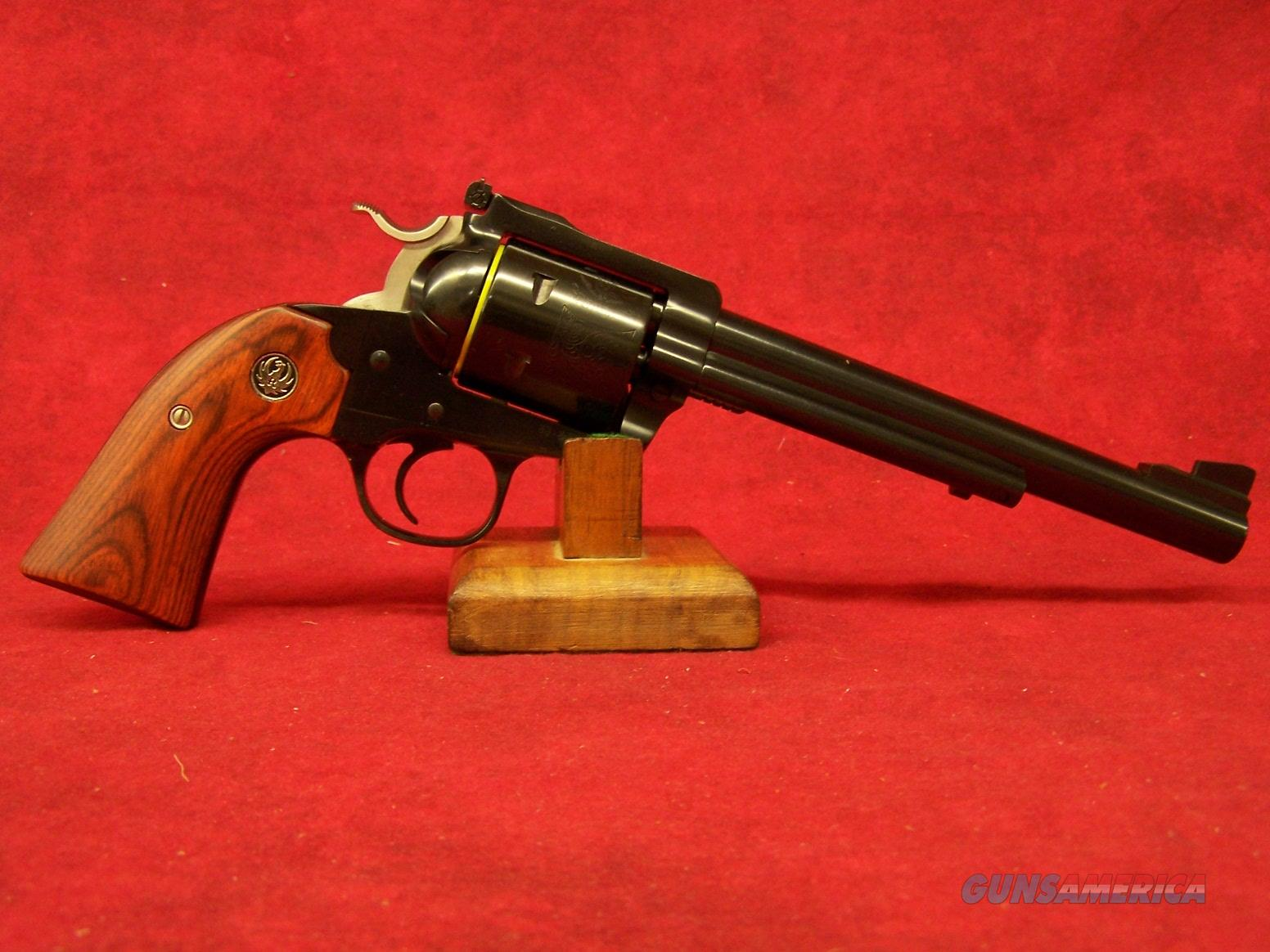 "Ruger Blackhawk Bisley New Model .44 Mag 7.5"" (00831)   Guns > Pistols > Ruger Single Action Revolvers > Blackhawk Type"