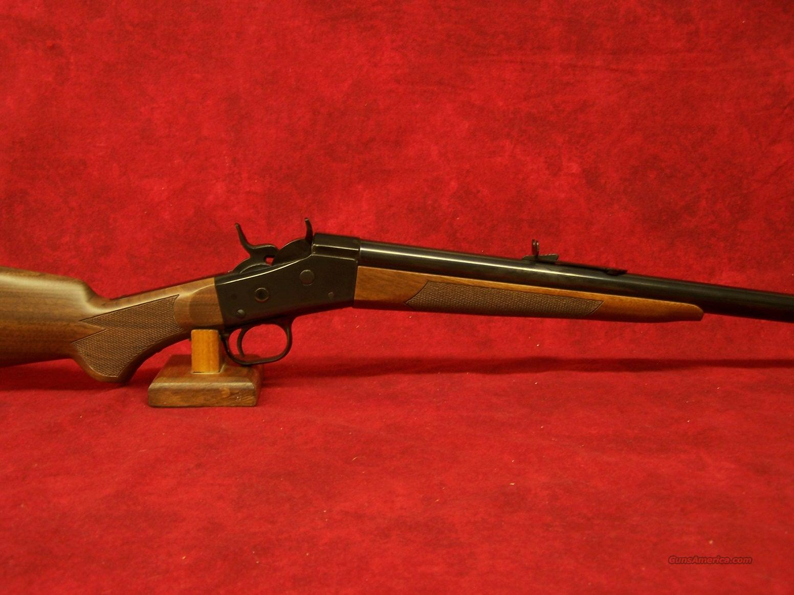 Remington No.1 Rolling Block Mid-Range Sporter 45-70 gov  Guns > Rifles > Remington Replica Rifles
