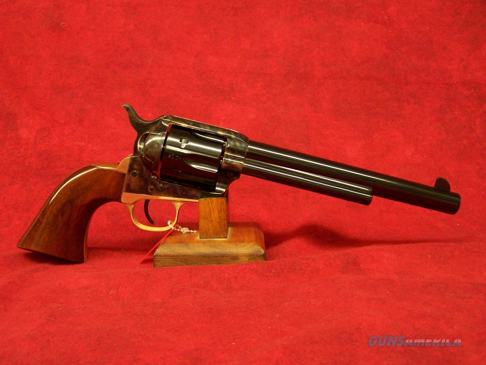 "Uberti 1873 Cattleman II NM Brass 44-40 7 1/2"" with Retractable firing pin system (356350)  Guns > Pistols > Uberti Pistols > Ctg."