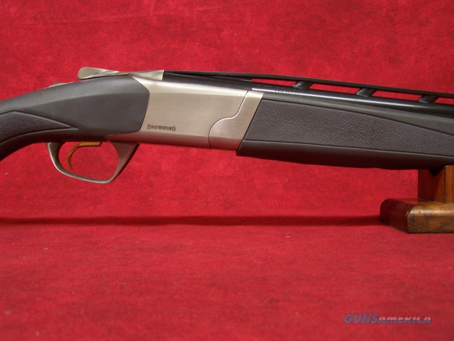 "Browning Cynergy CX Composite 12ga 3"" Chamber 28"" (018710304)  Guns > Shotguns > Browning Shotguns > Over Unders > Cynergy > Hunting"