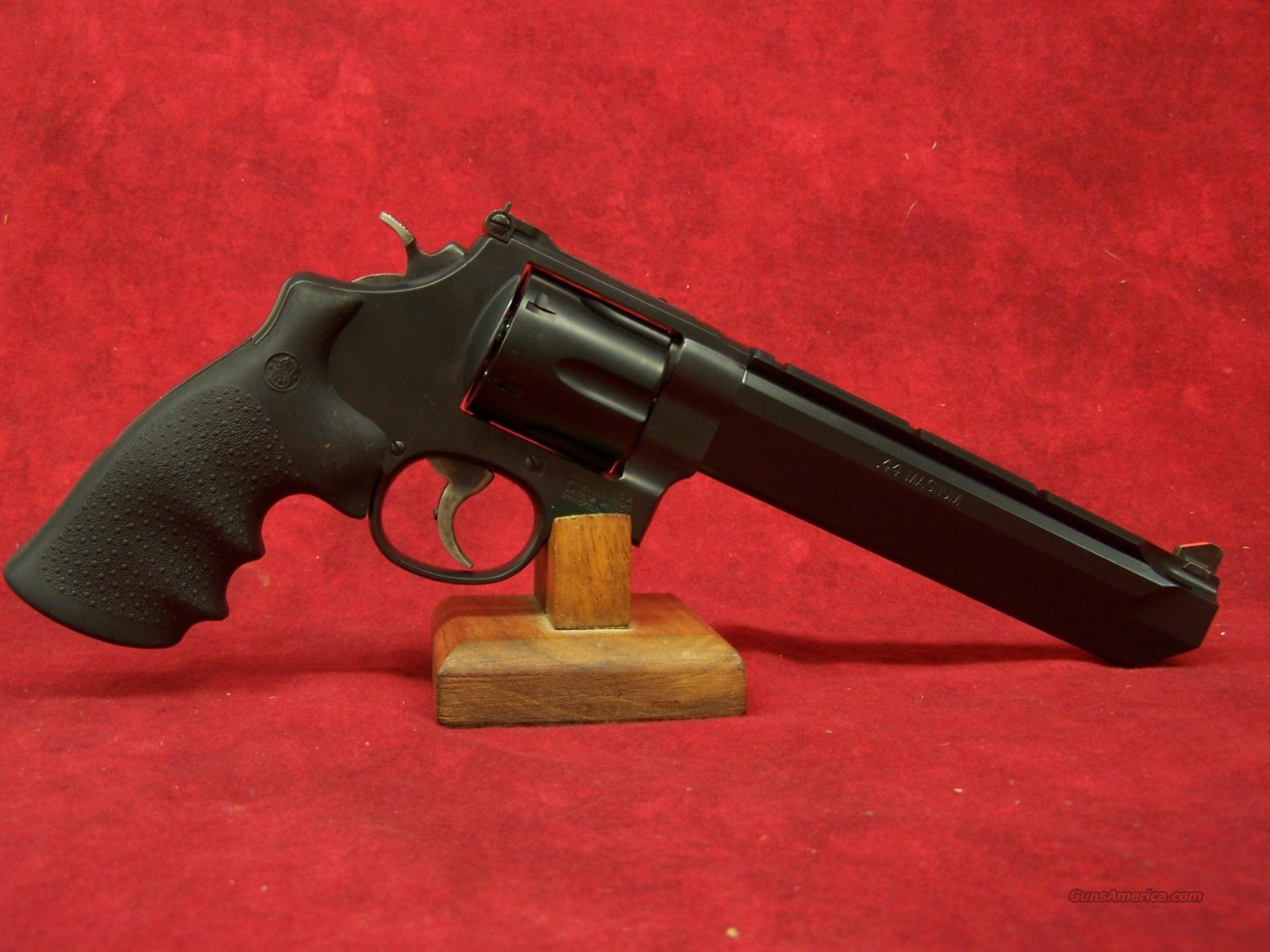 "Smith & Wesson 629 Stealth Hunter .44 mag 7 1/2"" black SS barrel(170323)  Guns > Pistols > Smith & Wesson Revolvers > Model 629"