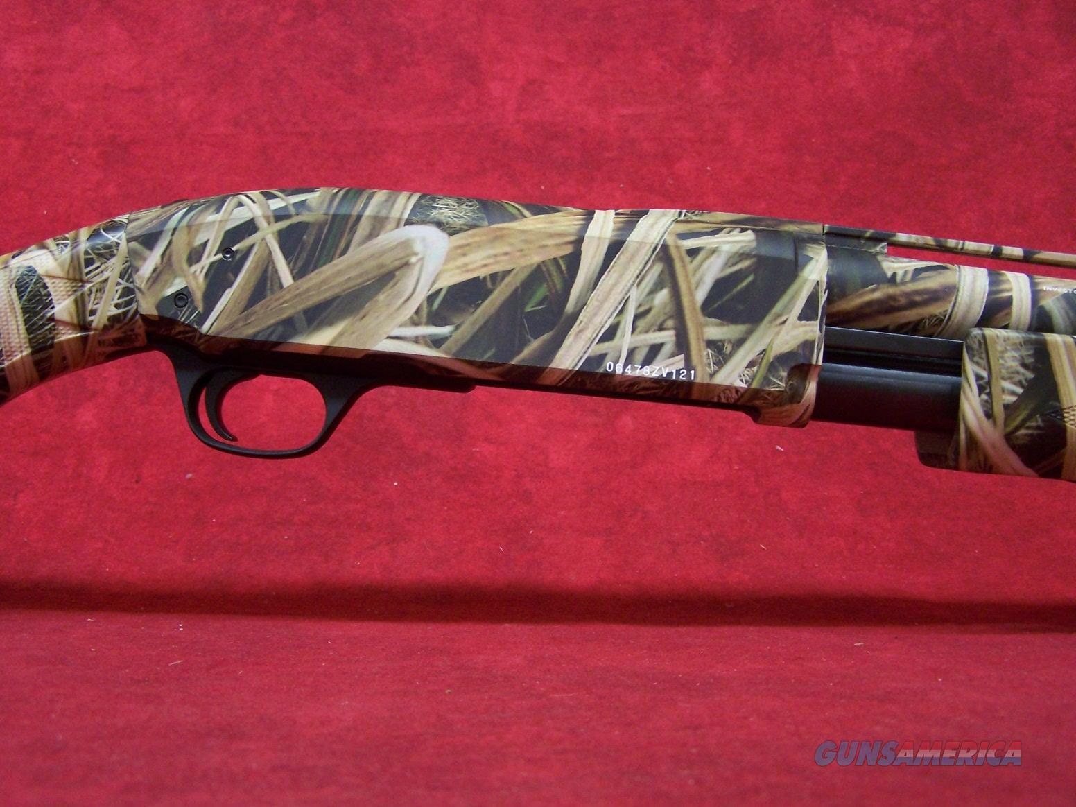 """Browning BPS 12ga 3.5"""" Mossy Oak Shadowgrass Blades 28"""" (012271204)  Guns > Shotguns > Browning Shotguns > Pump Action > Hunting"""