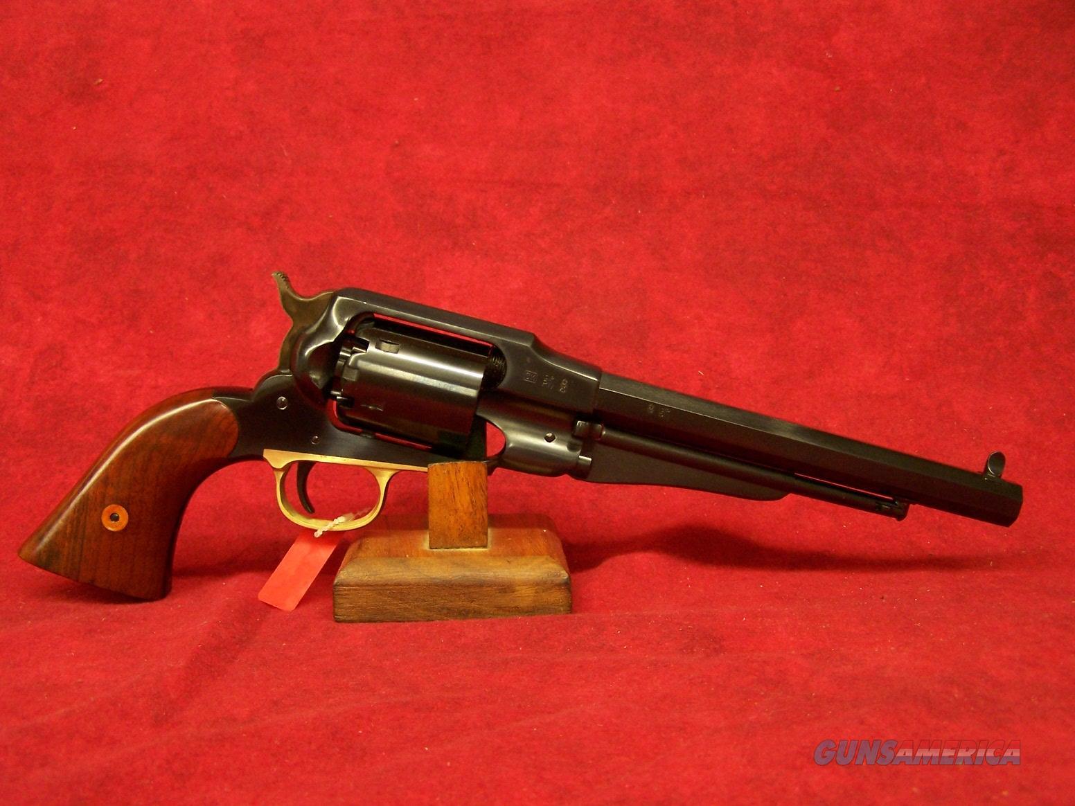 "Uberti 1858 New Army .44 cal 8"" oct. (341000)  Guns > Pistols > Uberti Pistols > Percussion"