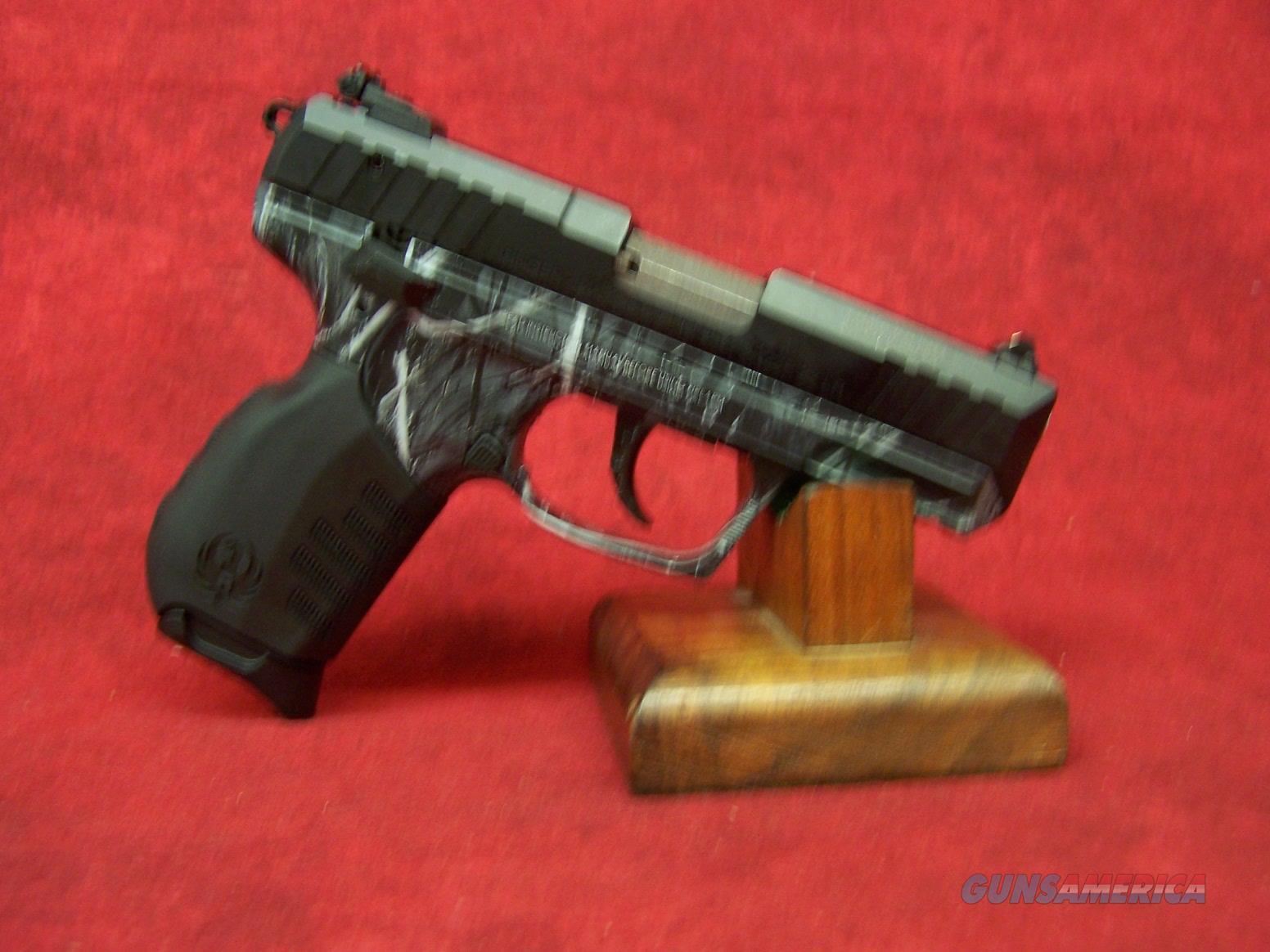 "RUGER SR22 .22LR 3.5"" BARREL MOONSHINE CAMO HARVEST MOON (03637)  Guns > Pistols > Ruger Semi-Auto Pistols > SR Family > SR22"