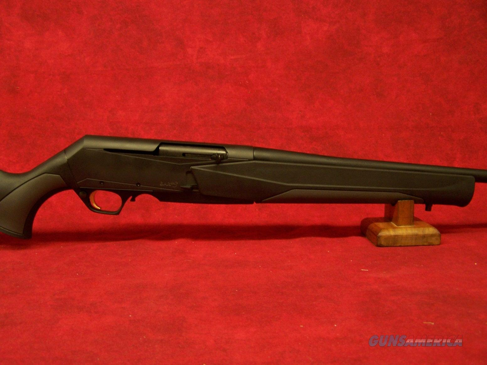 "Browning BAR MK 3 Stalker .300 Win Mag 24"" (031048229)  Guns > Rifles > Browning Rifles > Semi Auto > Hunting"