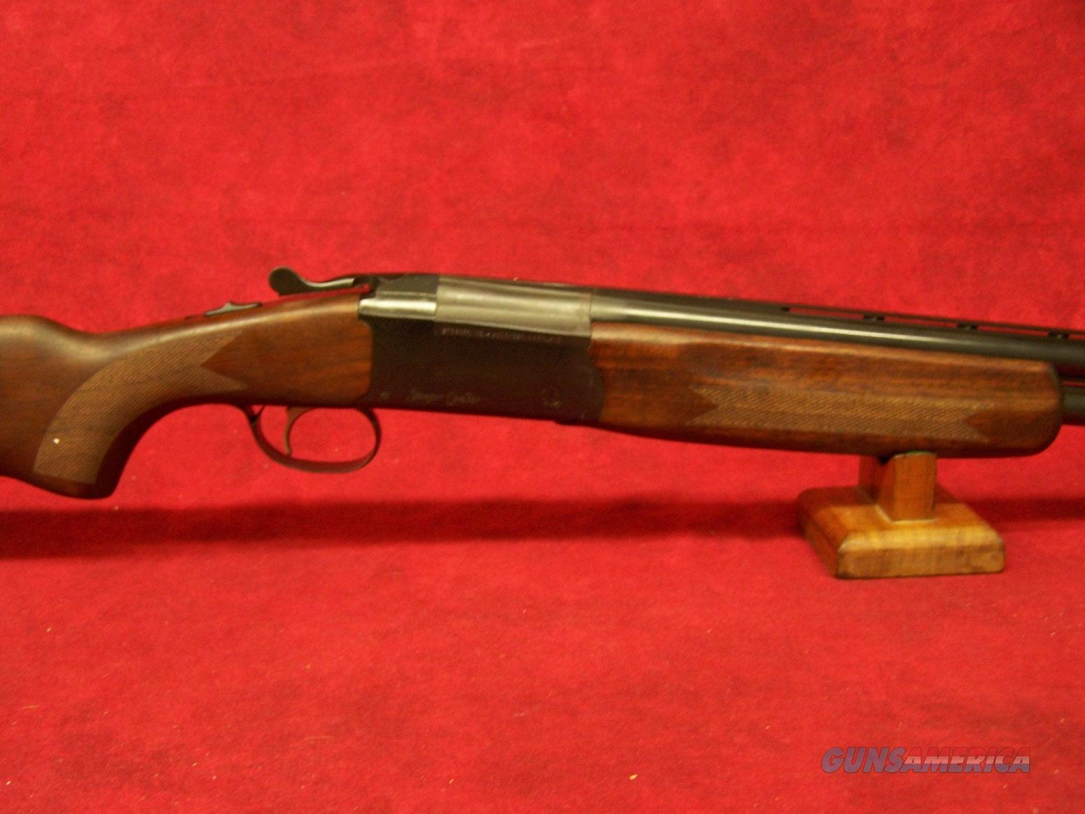 "Stoeger Condor 20Ga 3"" O/U A-Grade Satin Walnut 26"" Barrel (31035)  Guns > Shotguns > Stoeger Shotguns"