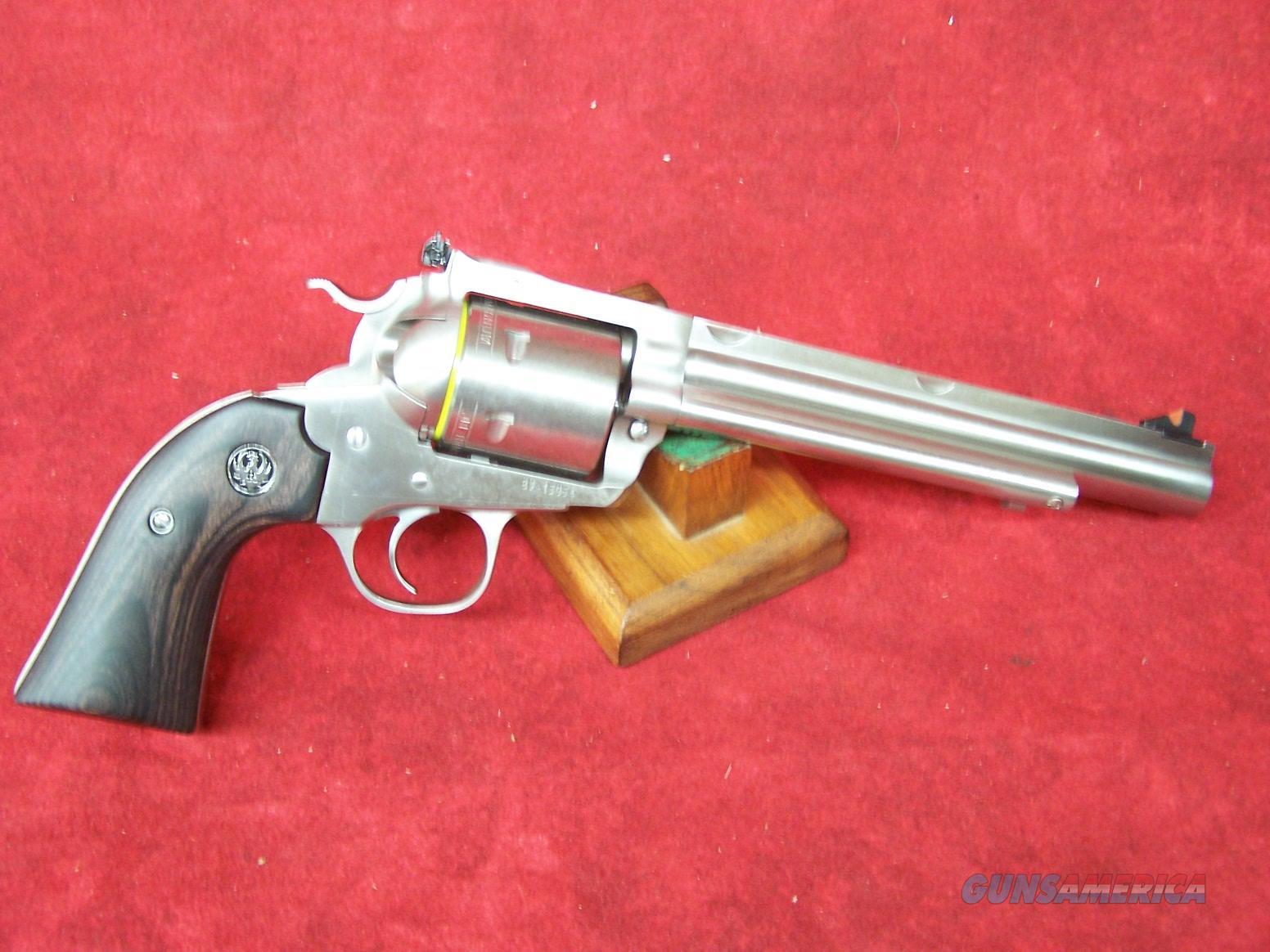 """Ruger Super Blackhawk .41 Rem Mag 7.5"""" Barrel (0865)  Guns > Pistols > Ruger Single Action Revolvers > Blackhawk Type"""