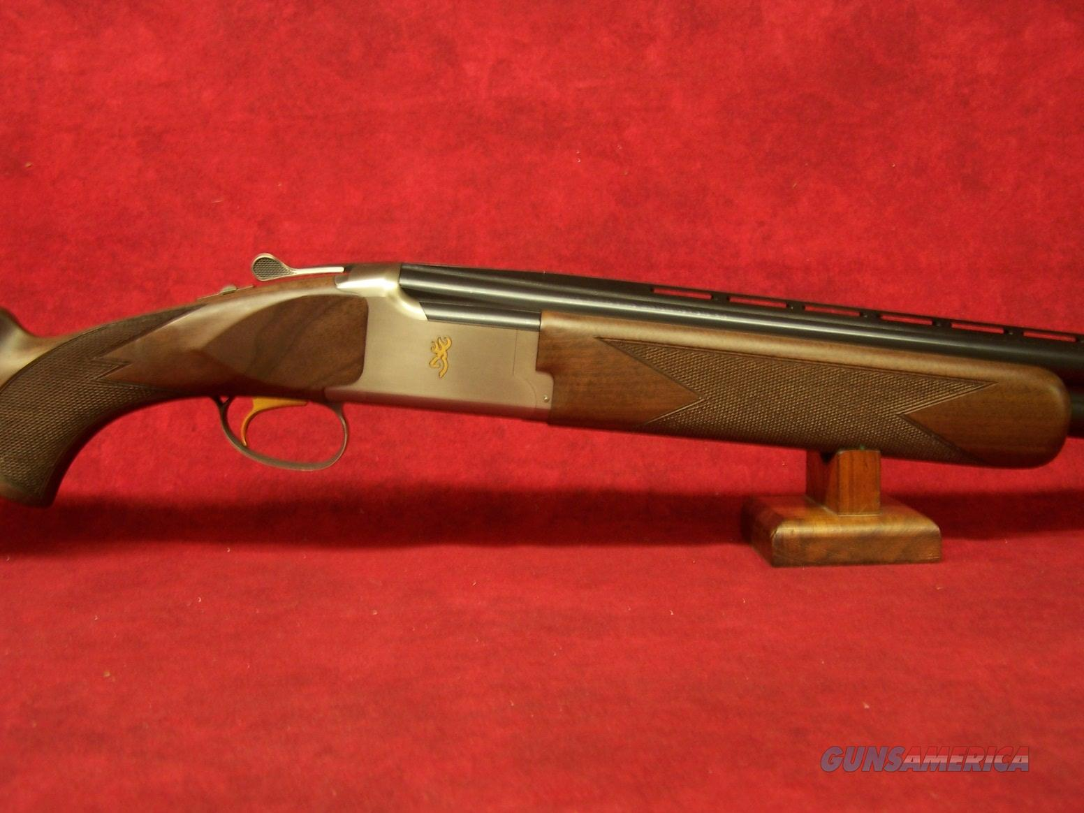 "Browning Citori White Satin Hunter 12ga 3.5"" Chamber 28"" Barrel (018161204)  Guns > Shotguns > Browning Shotguns > Over Unders > Citori > Hunting"