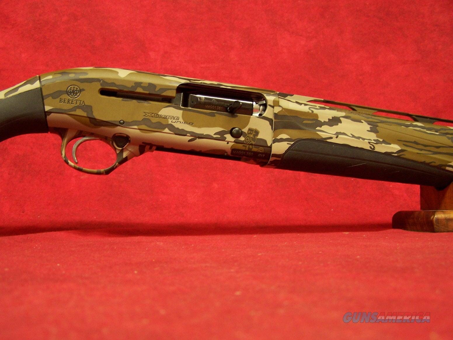 """Beretta A400 Xtreme Ko Shotgun 12ga 28"""" Barrel 3 1/2""""  Bottomland Camo (JS40X08)  Guns > Shotguns > Beretta Shotguns > Autoloaders > Hunting"""