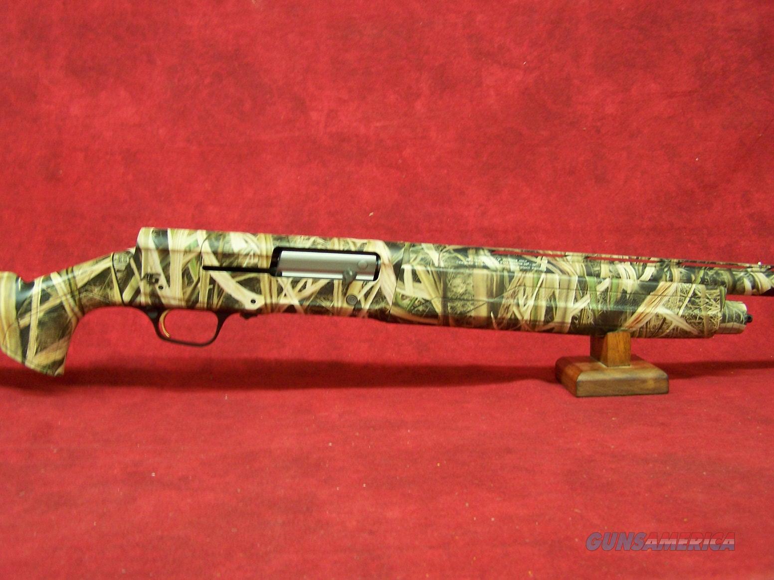 """Browning A5 12ga Mossy Oak Shadow Grass Blades 28"""" Barrel (0118182004)  Guns > Shotguns > Browning Shotguns > Autoloaders > Hunting"""