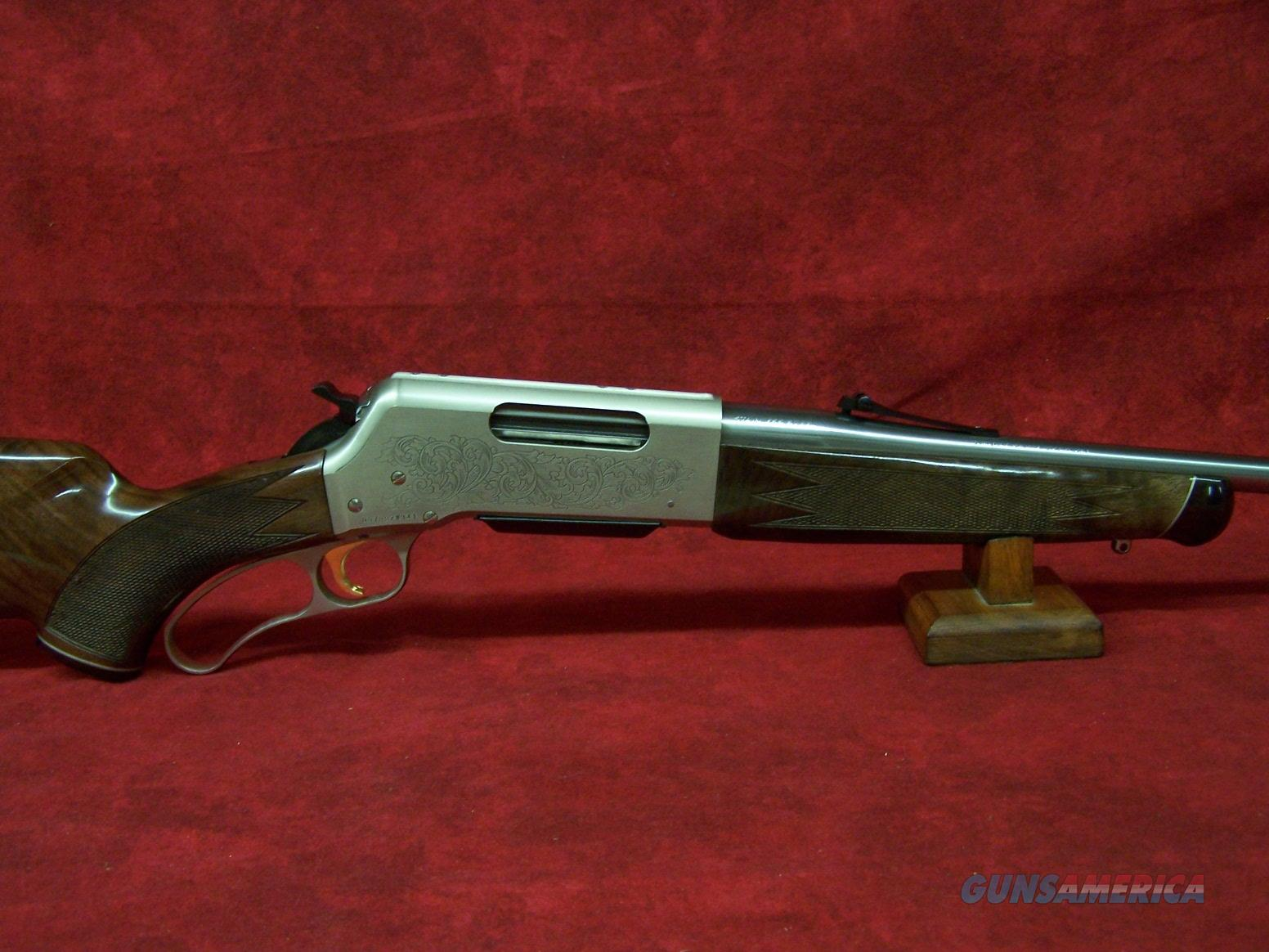 "Browning BLR White Gold Medallion 270 WSM 22"" (034017148)  Guns > Rifles > Browning Rifles > Lever Action"