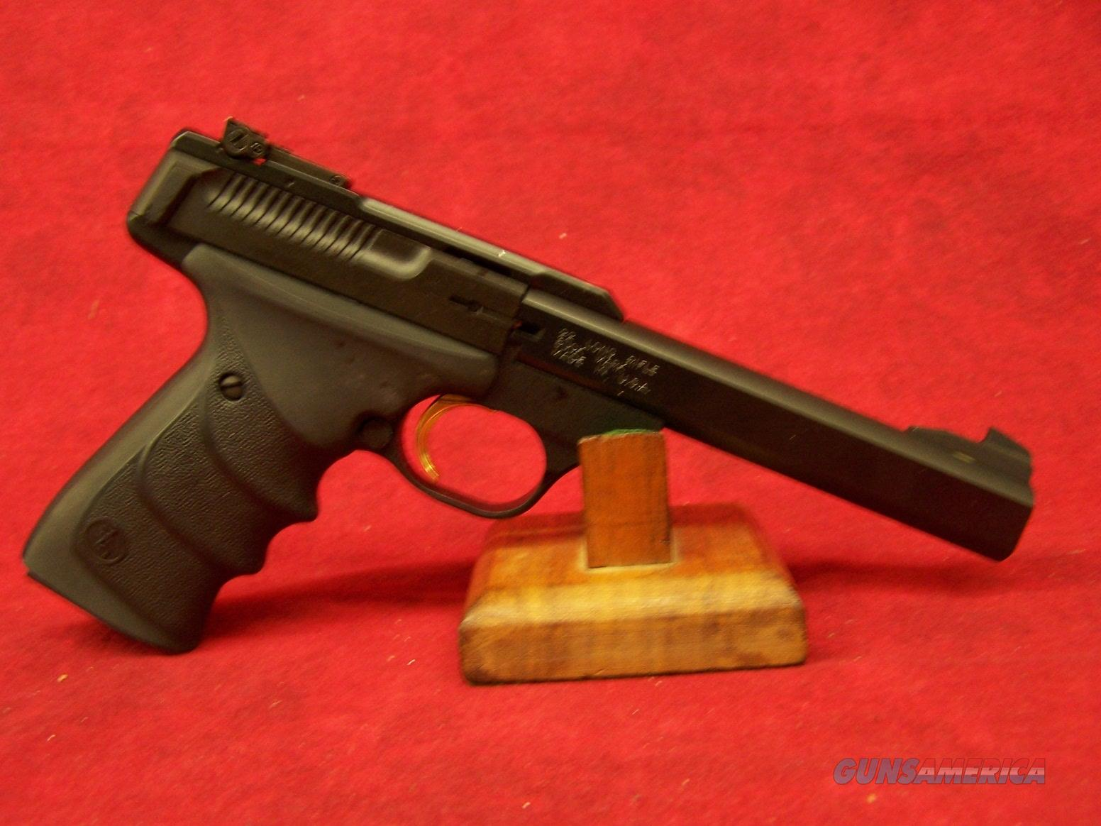 "Browning Buck Mark Standard URX - Calif. Compliant .22LR 5 1/2"" Barrel (051407490)  Guns > Pistols > Browning Pistols > Buckmark"