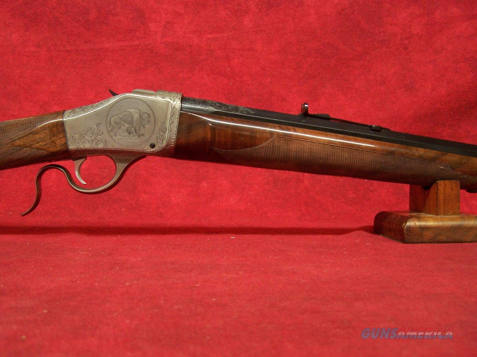 "Browning B-78 Bi-Centennial .45/70 Gov't 24"" Octagon Barrel  Guns > Rifles > Browning Rifles > Single Shot"